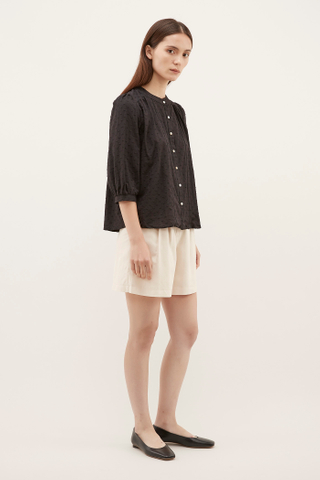 Esme Broderie Blouse