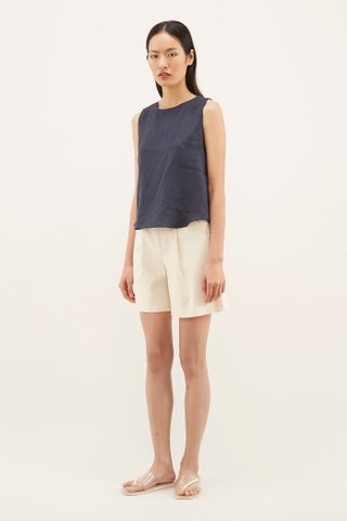 Joei Back-Button Top