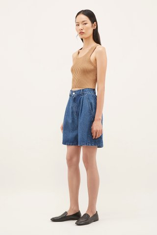 Lova Denim Bermuda Shorts