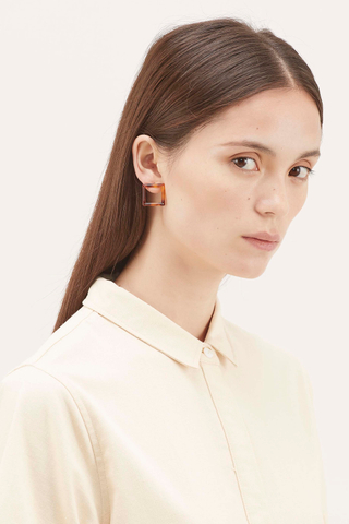Herol Square Earrings