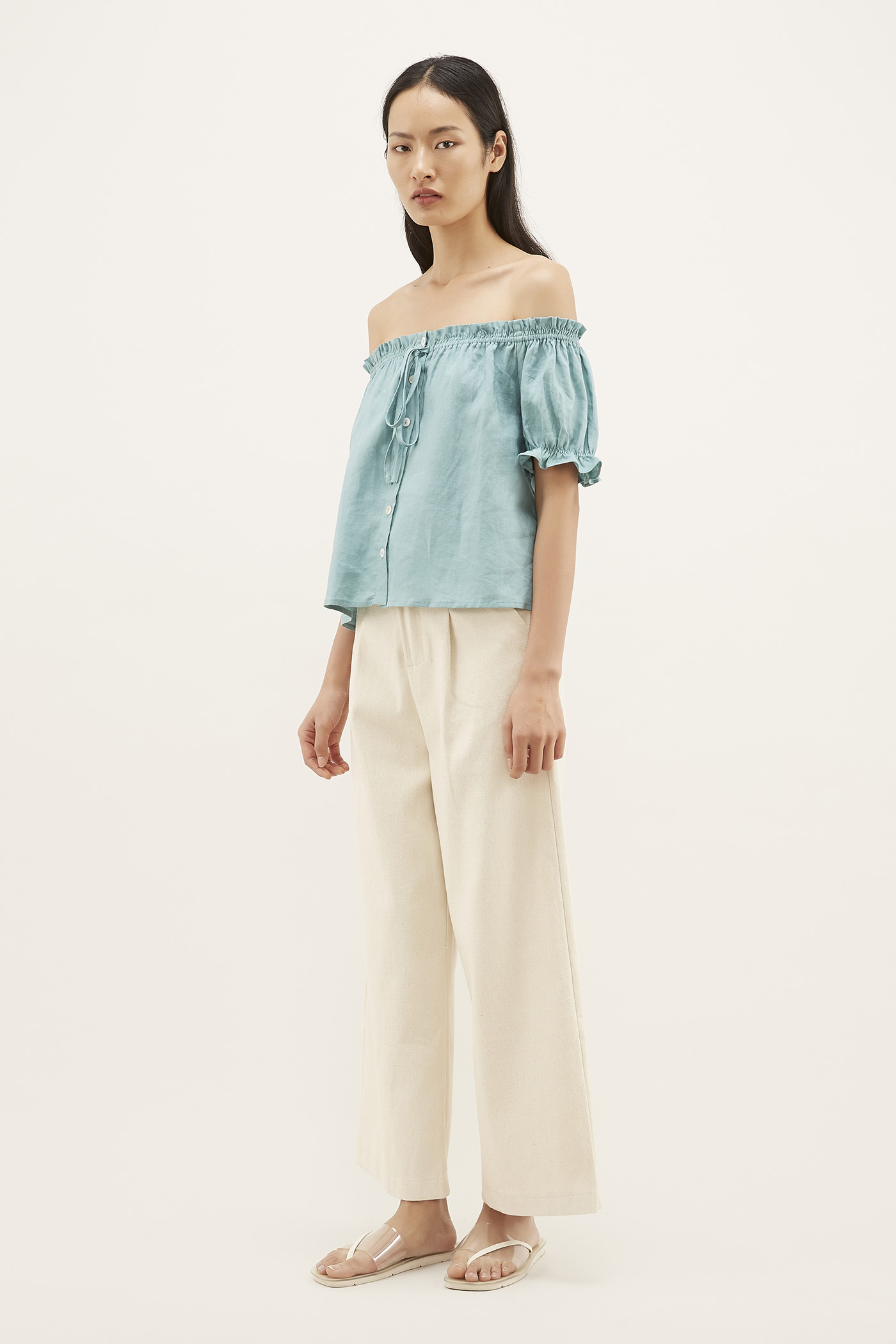 Eshren Off-shoulder Top