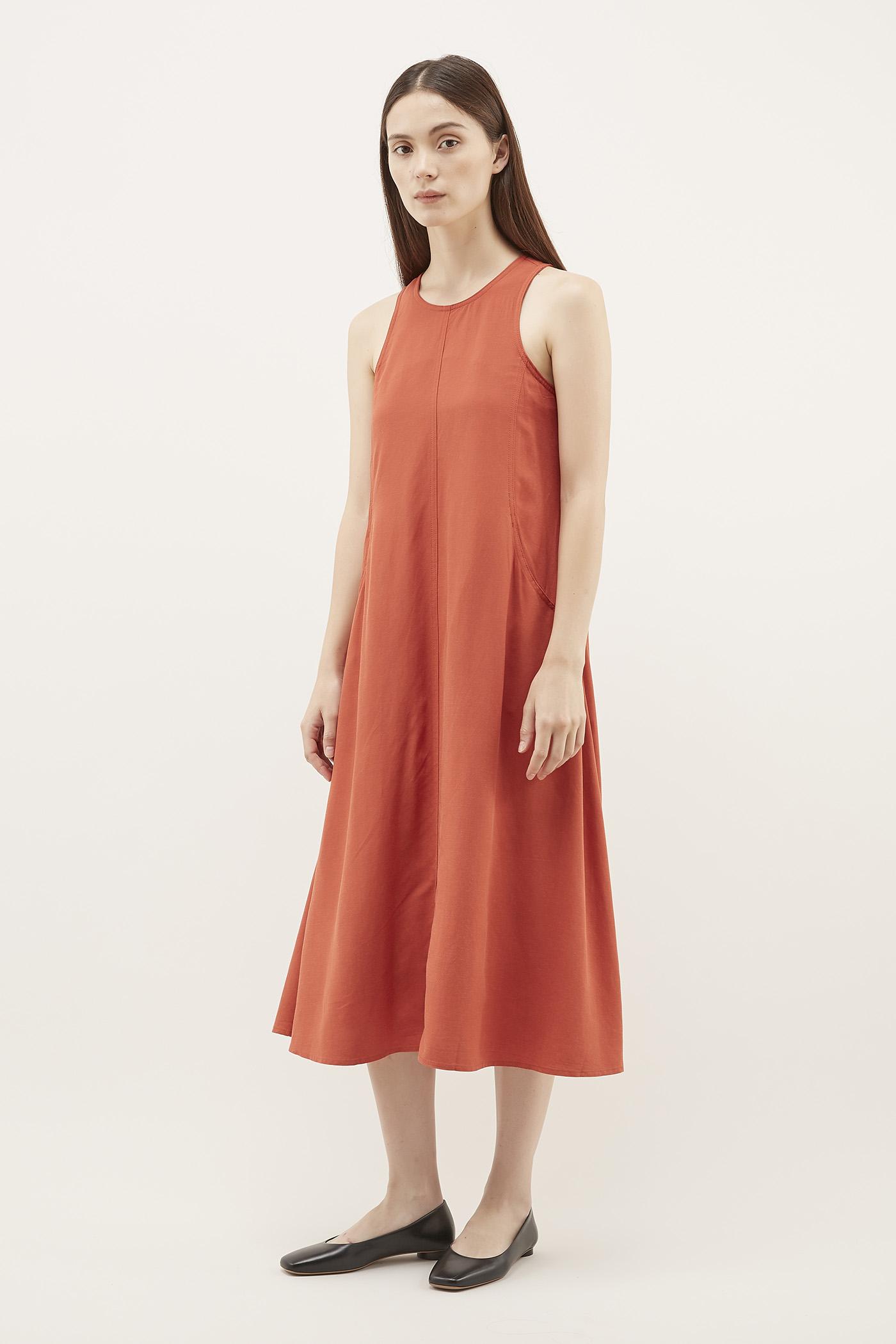 Amara Swing Dress