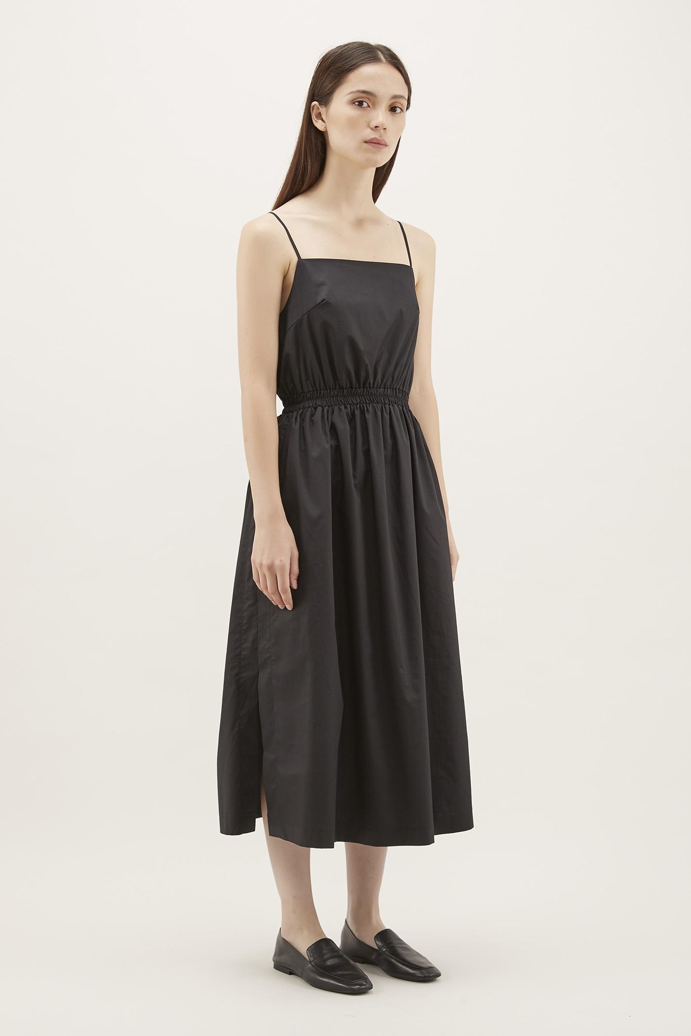 Niese Cinched-waist Dress