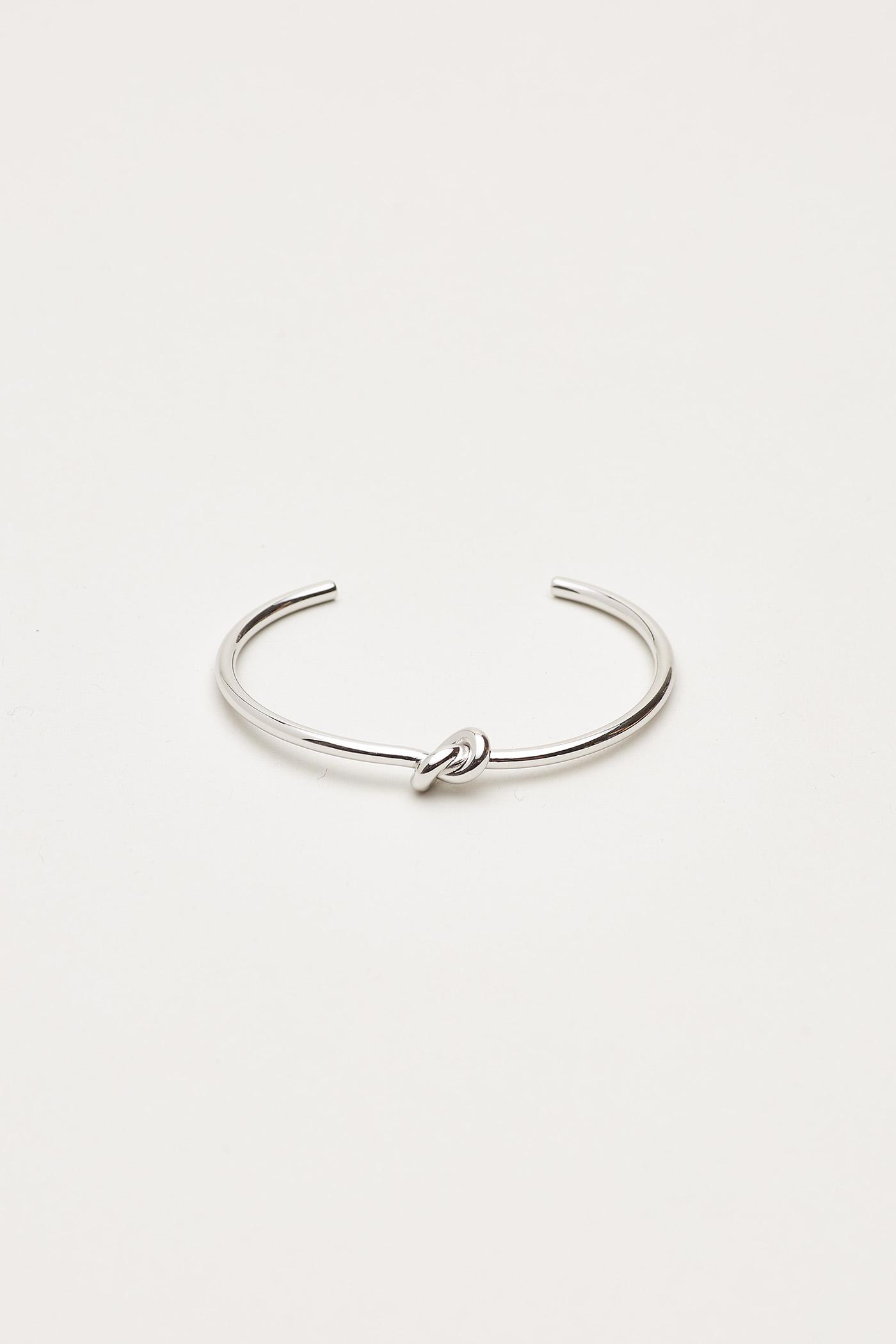 Vilem Knot Cuff Bracelet