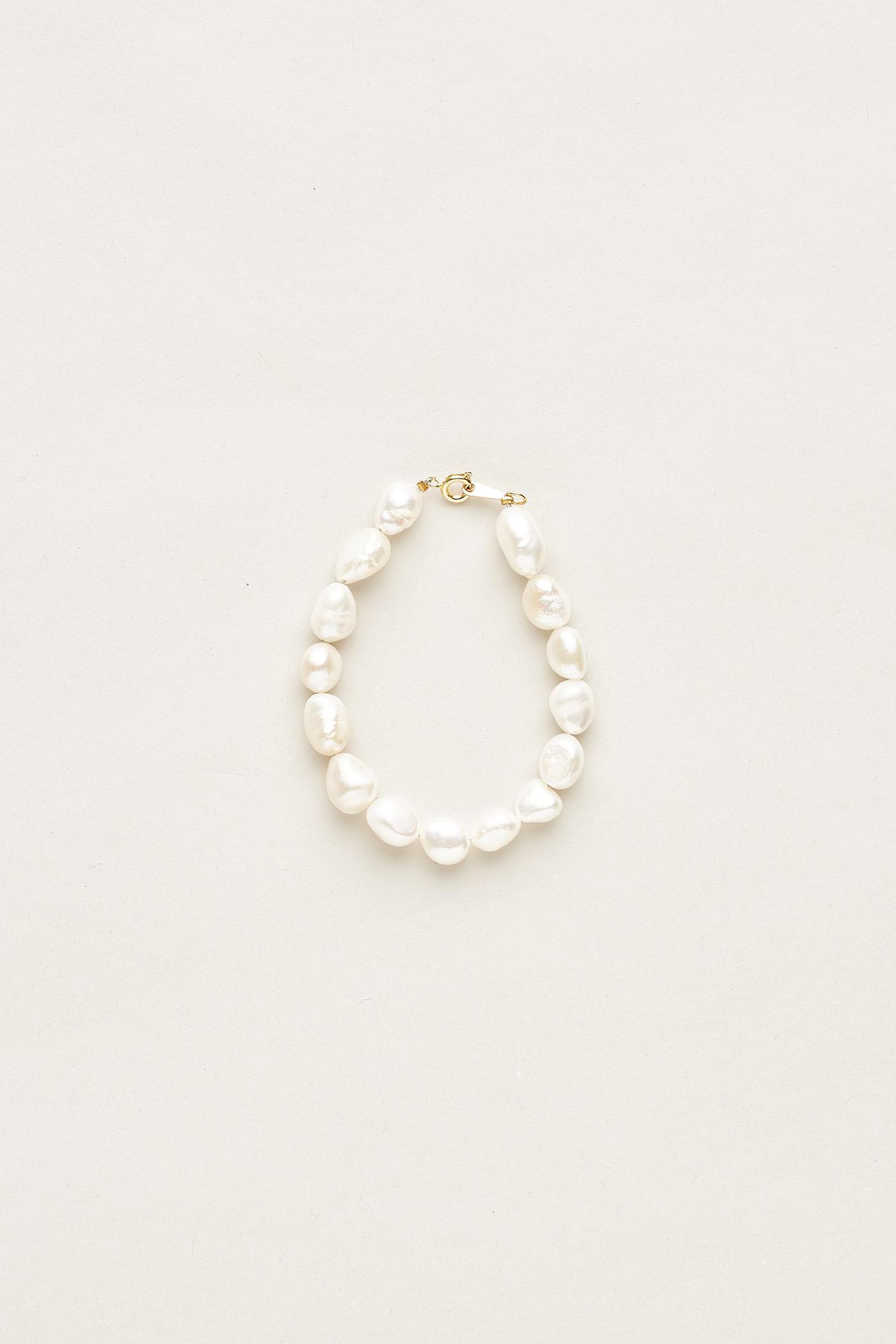 Keyla Pearl Bracelet