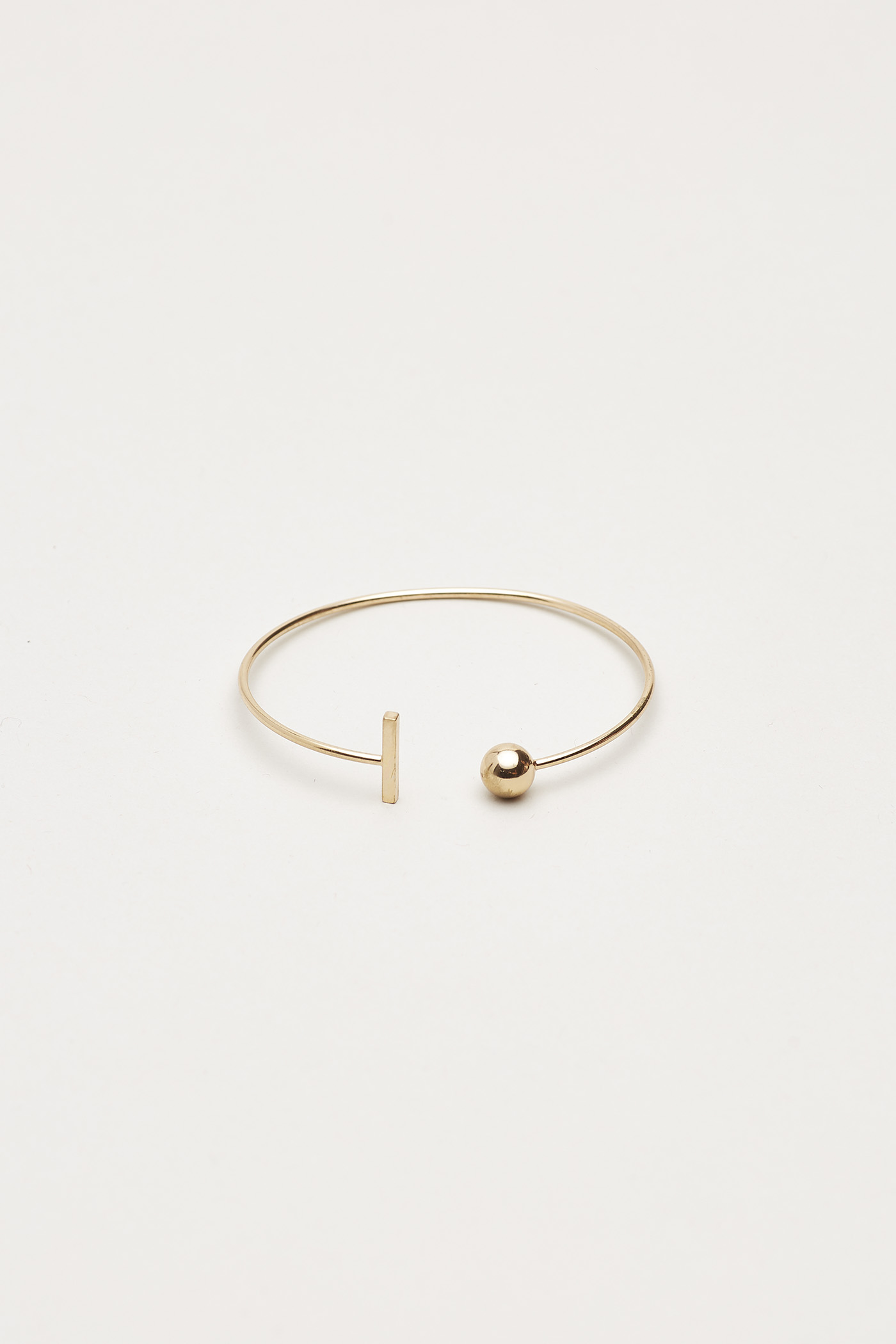 Jurgen Geometric Cuff Bracelet
