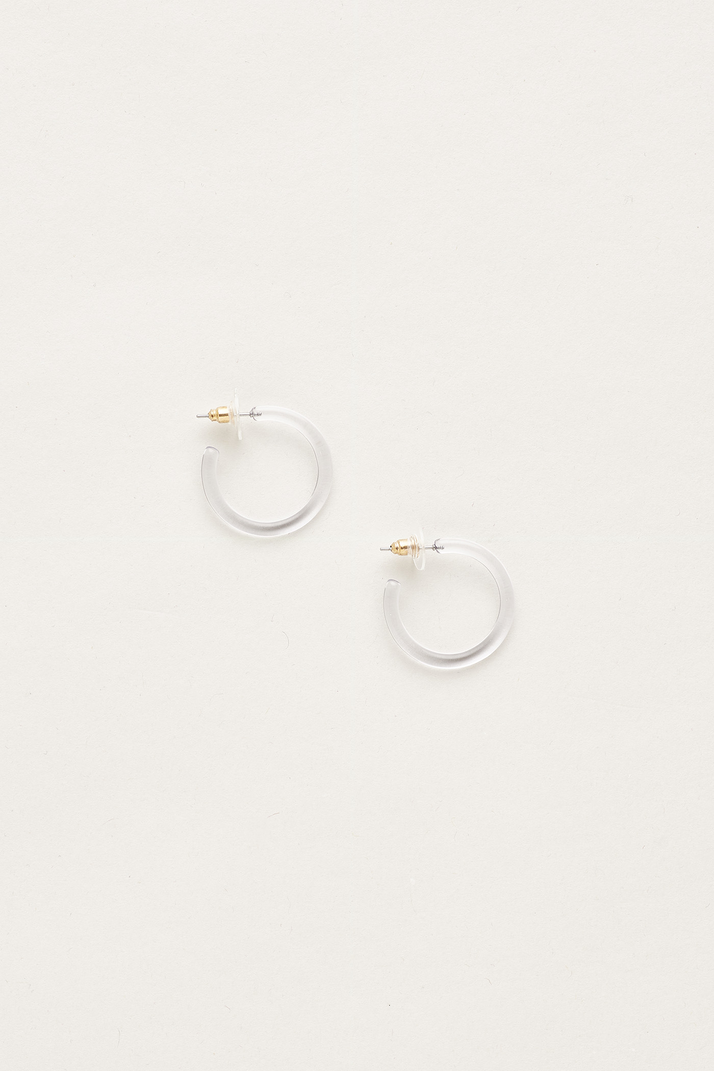 Ayre Open Hoop Earrings