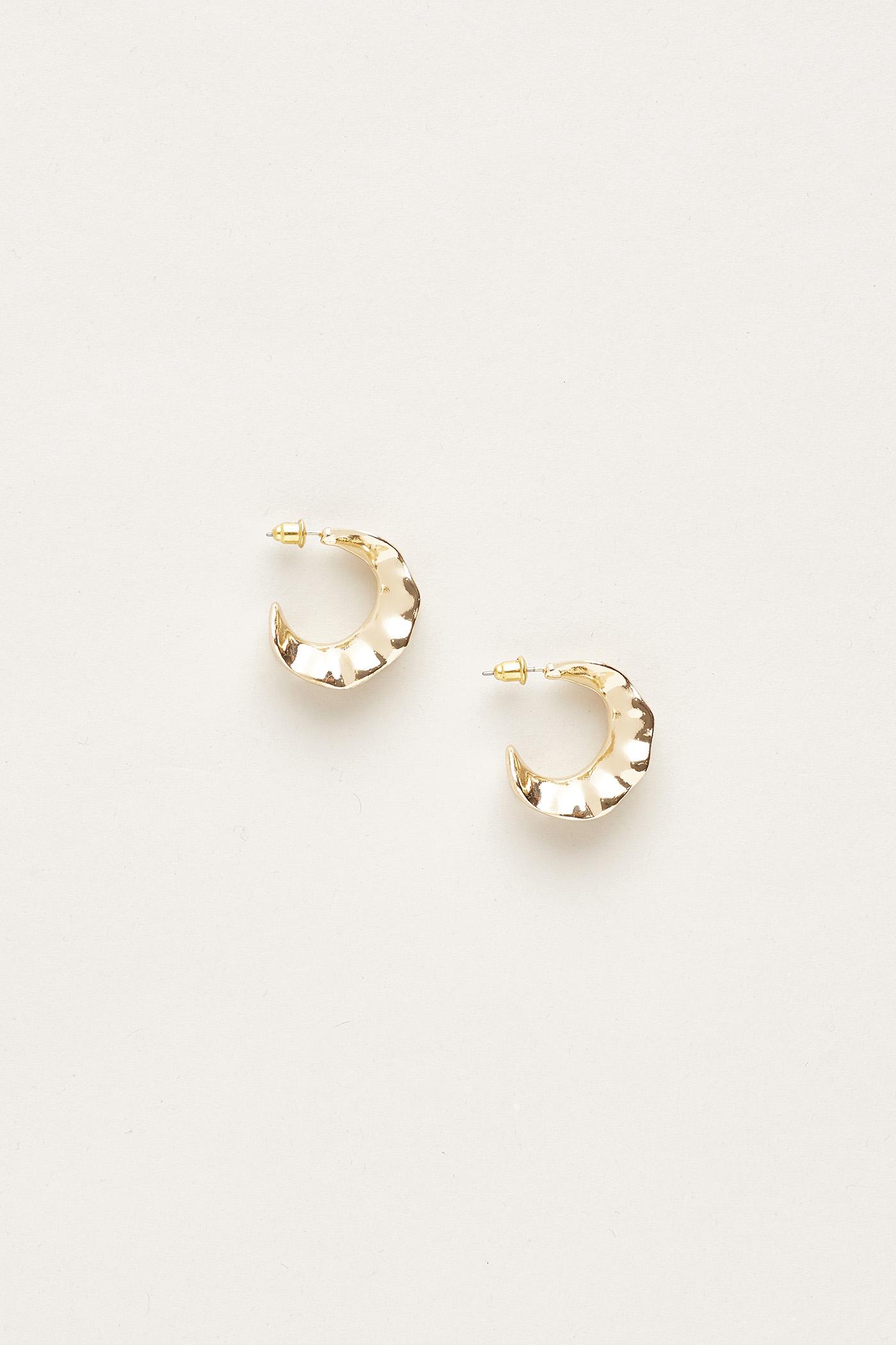 Meia Curved Earrings