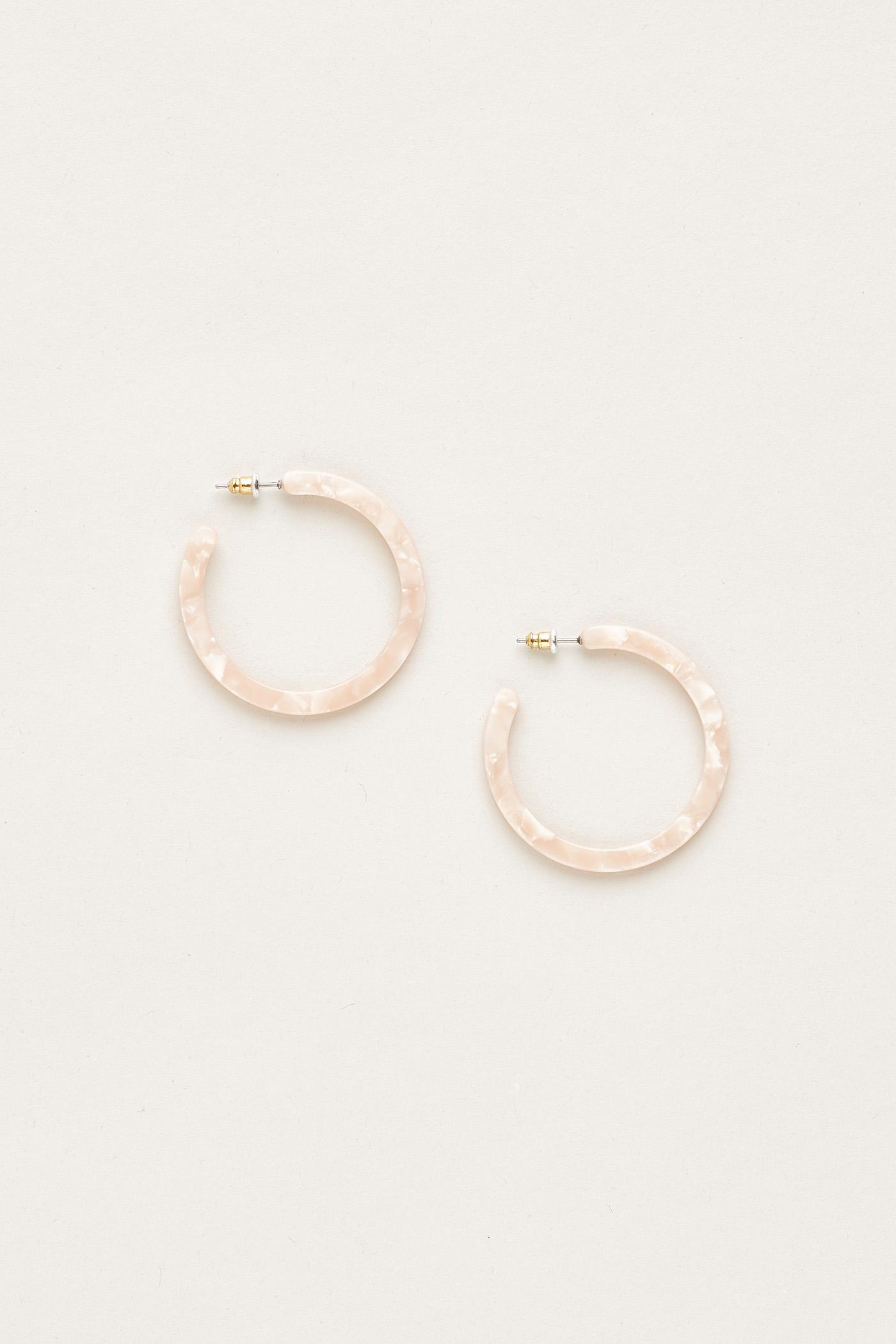 Karene Resin Earrings