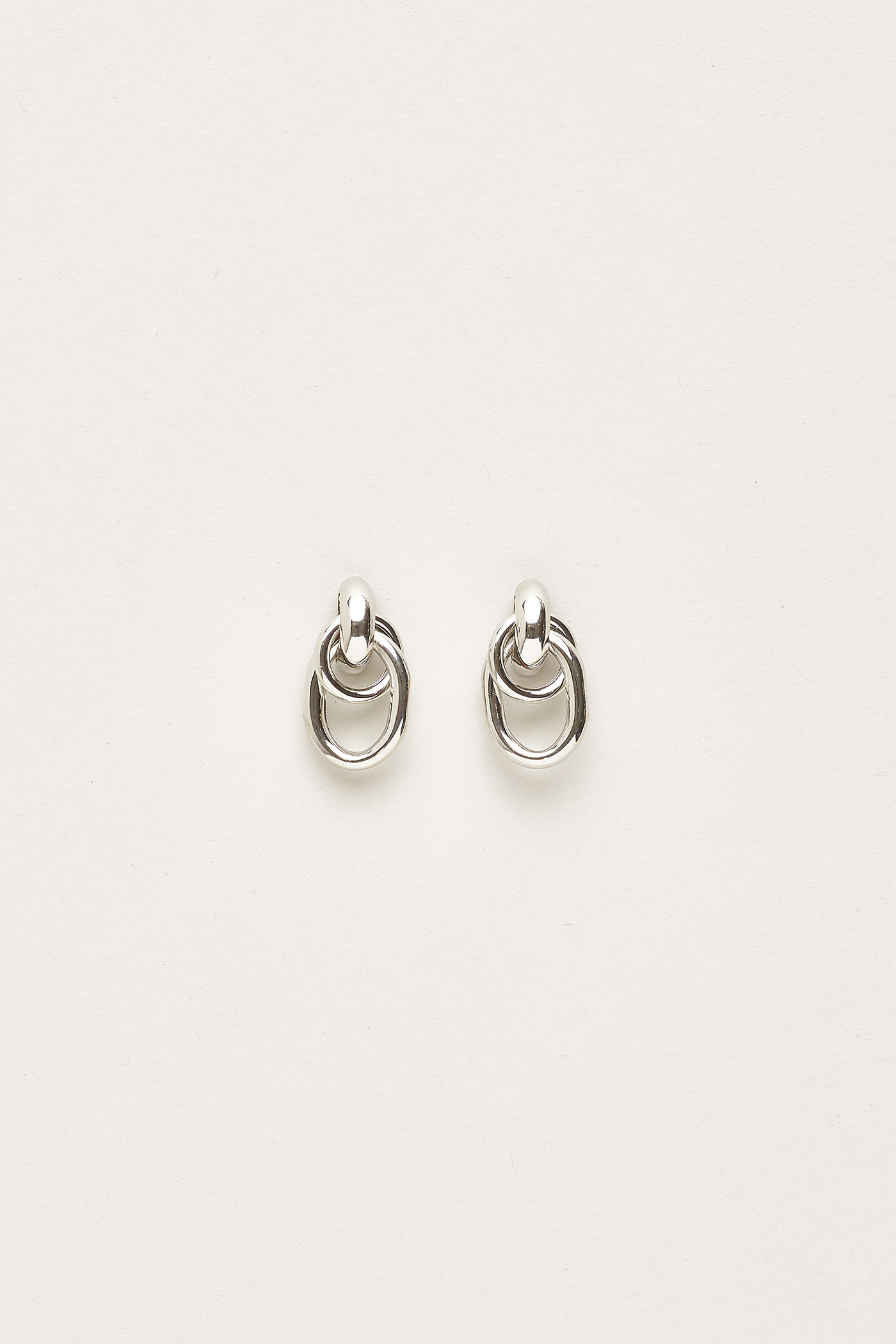 Waide Linked Drop Earrings