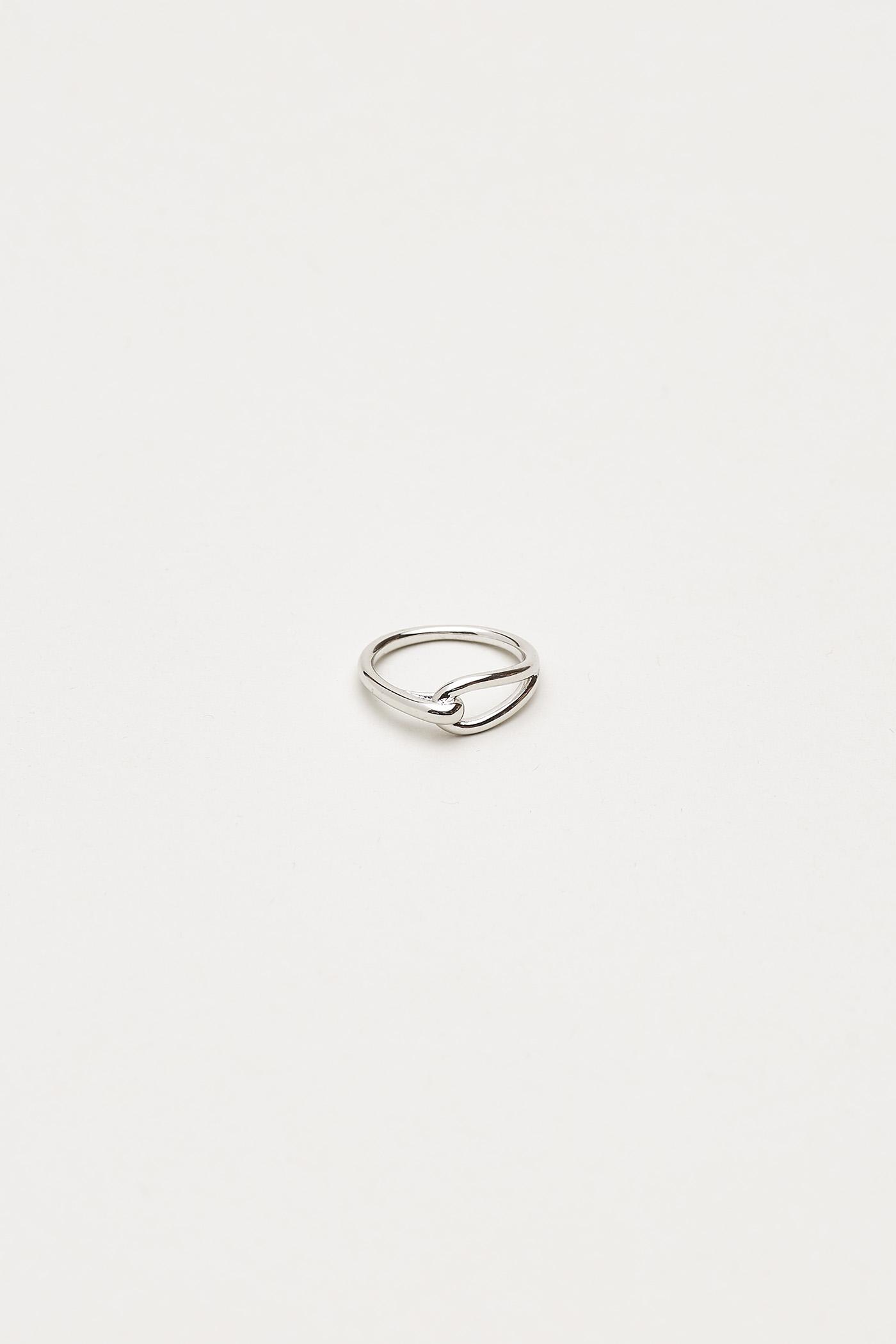 Cristiane Interlock Ring