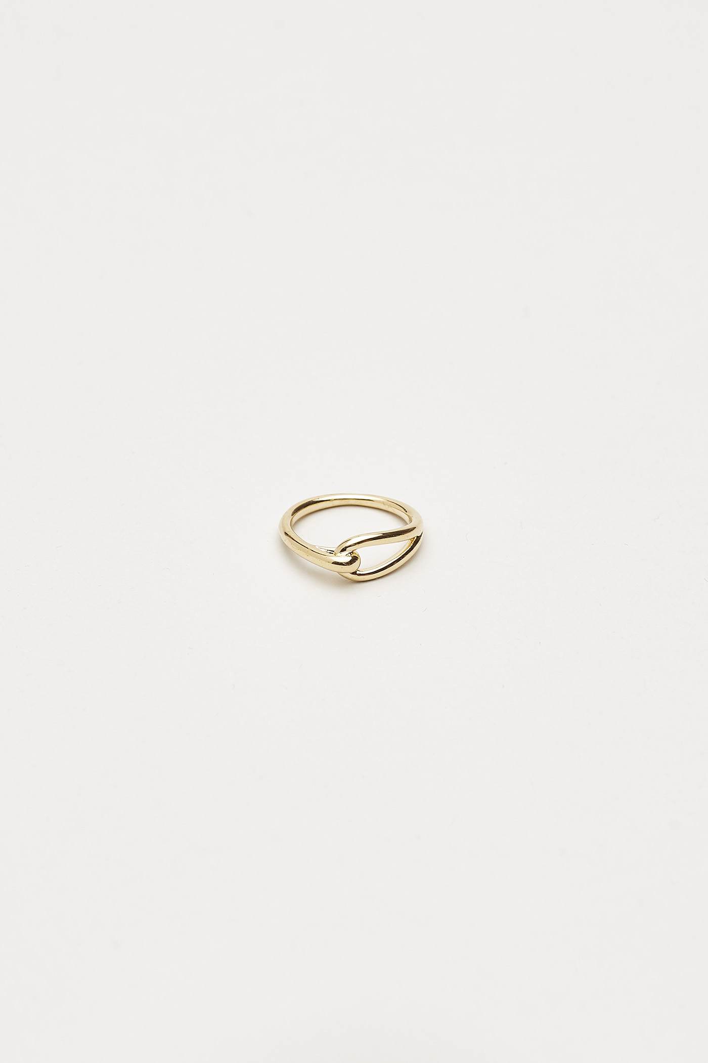 Cristiane Interlock Ring