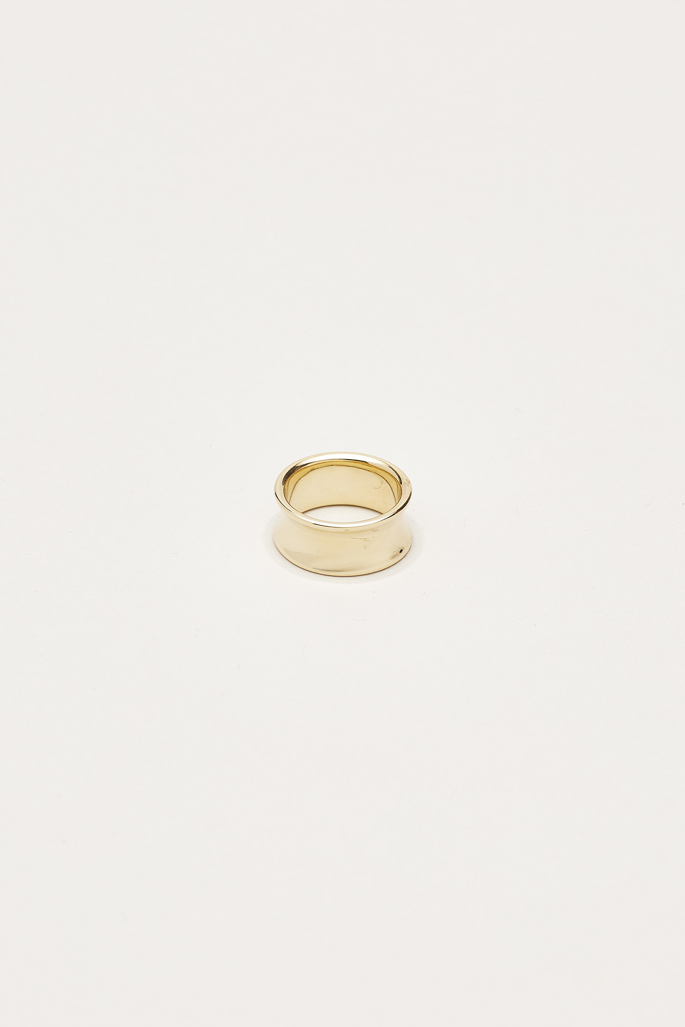 Maia Curved Ring