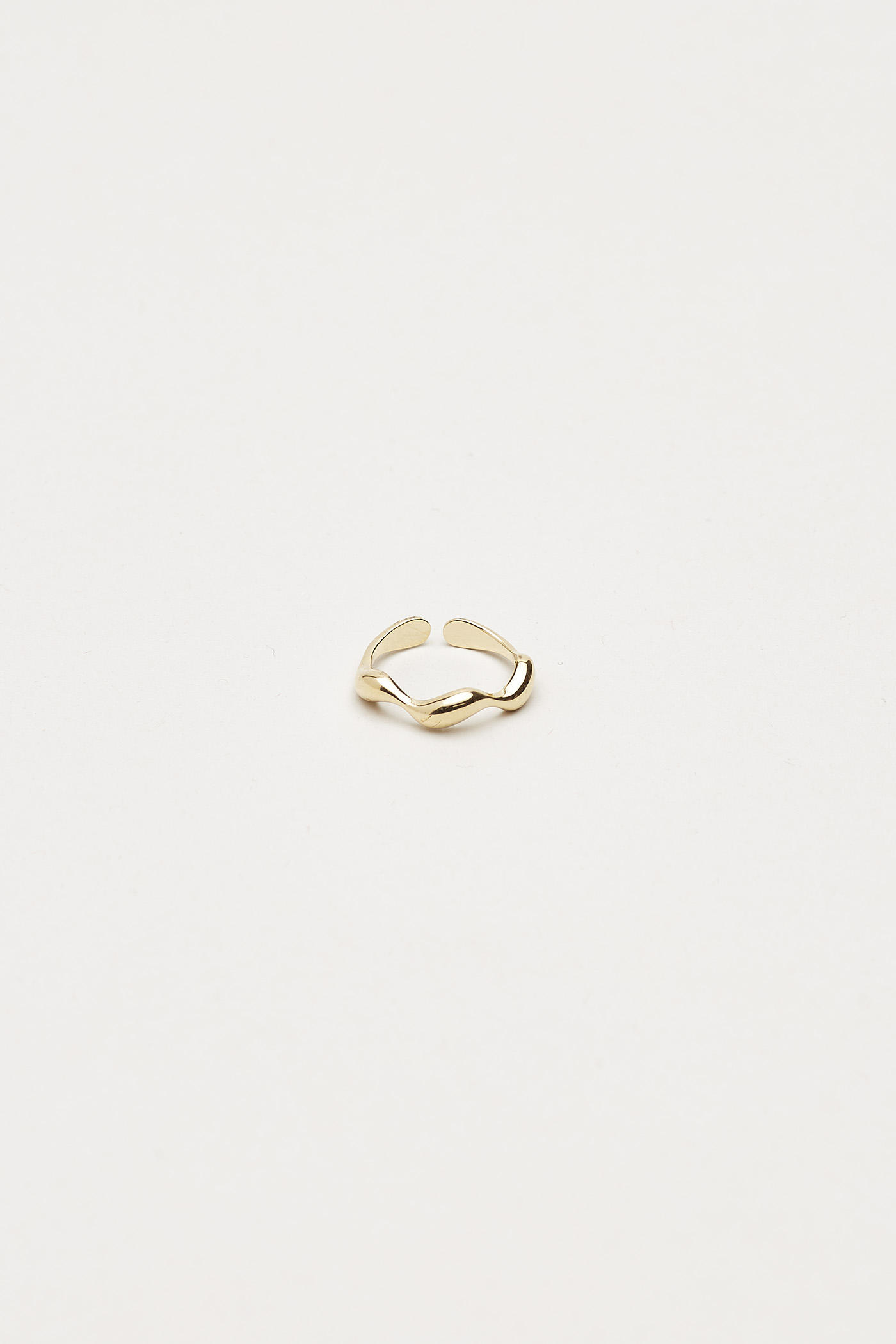 Isla Molten Open Ring