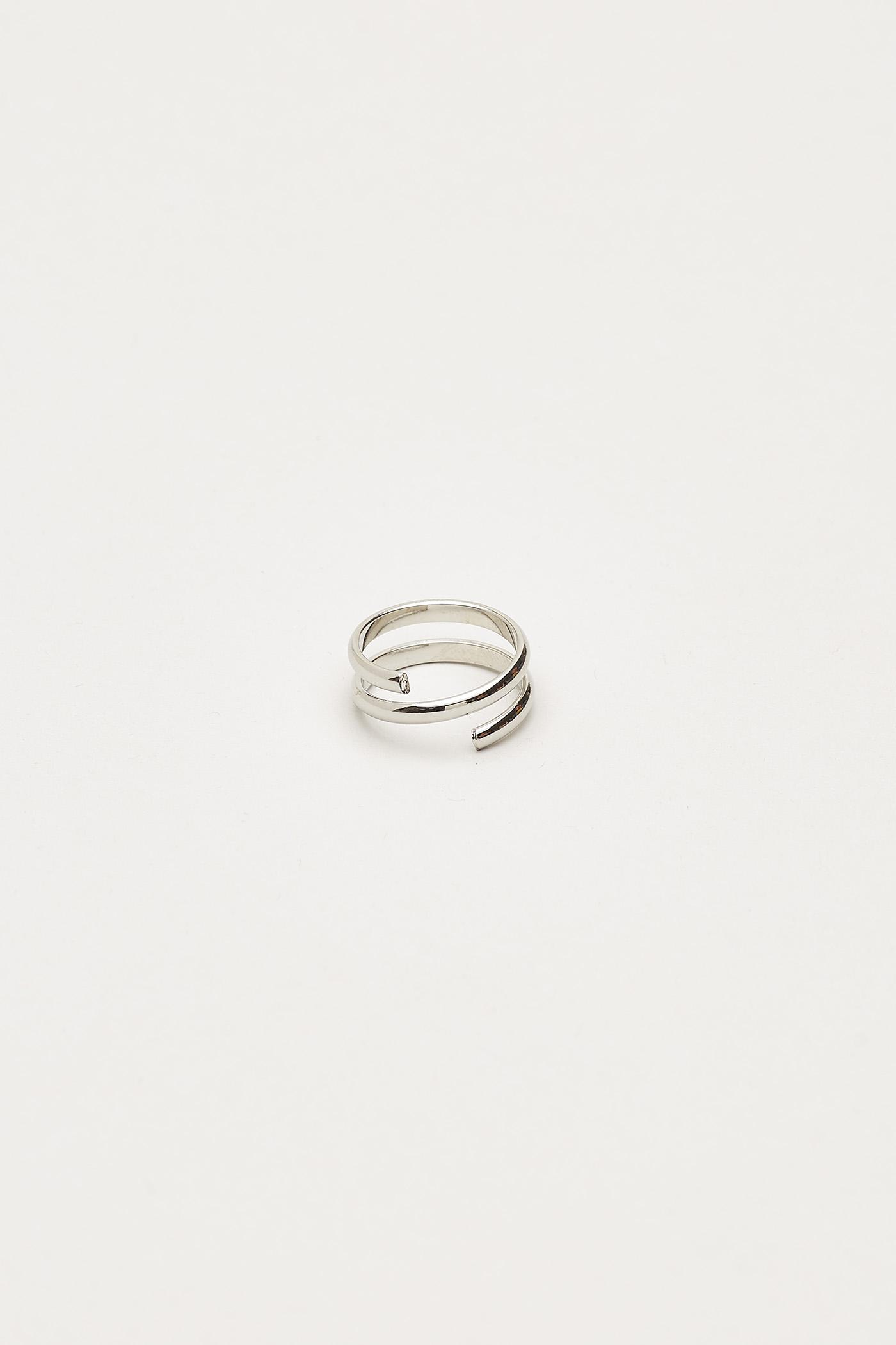 Kristeena Spiral Ring
