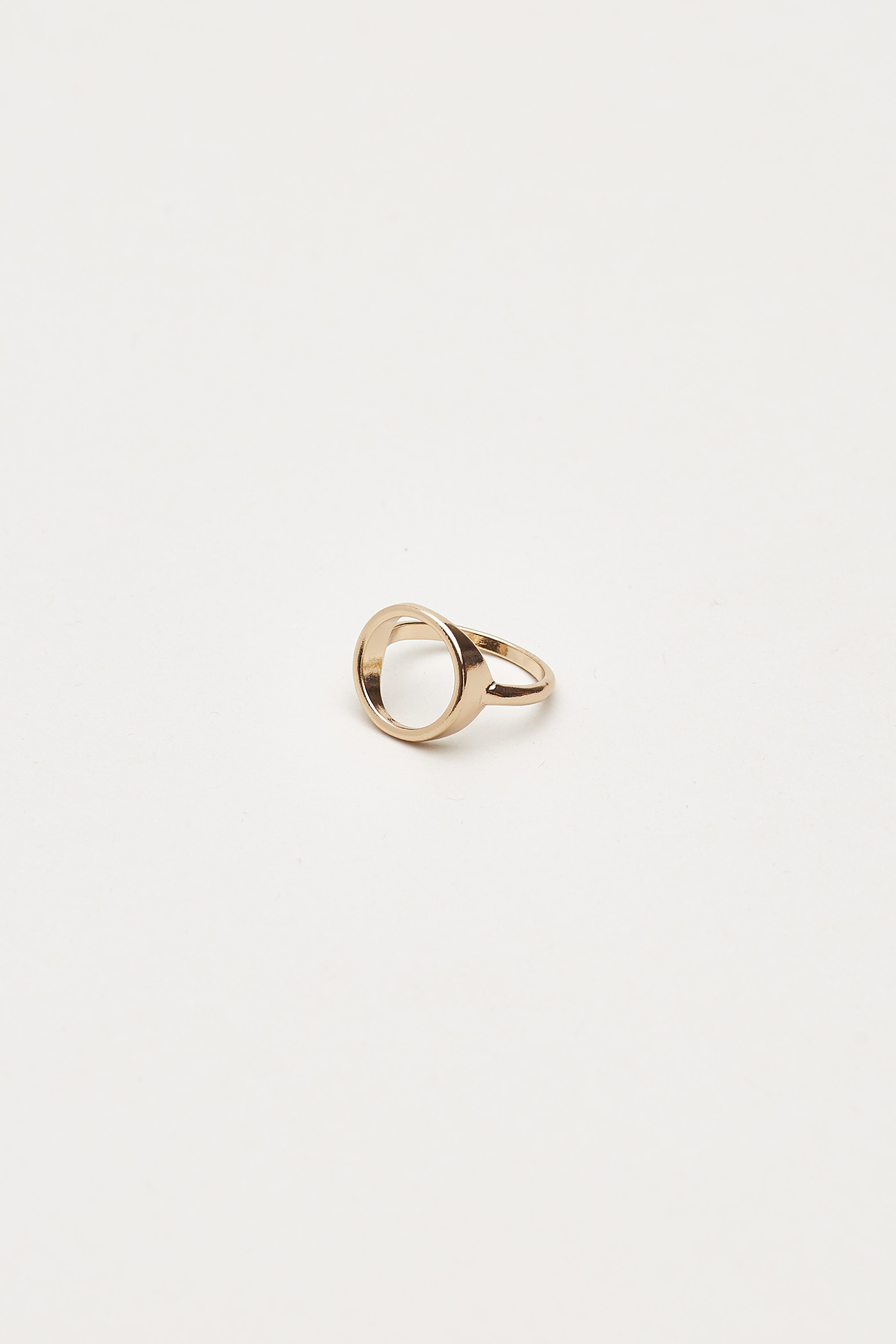 Rayne Open Circle Ring