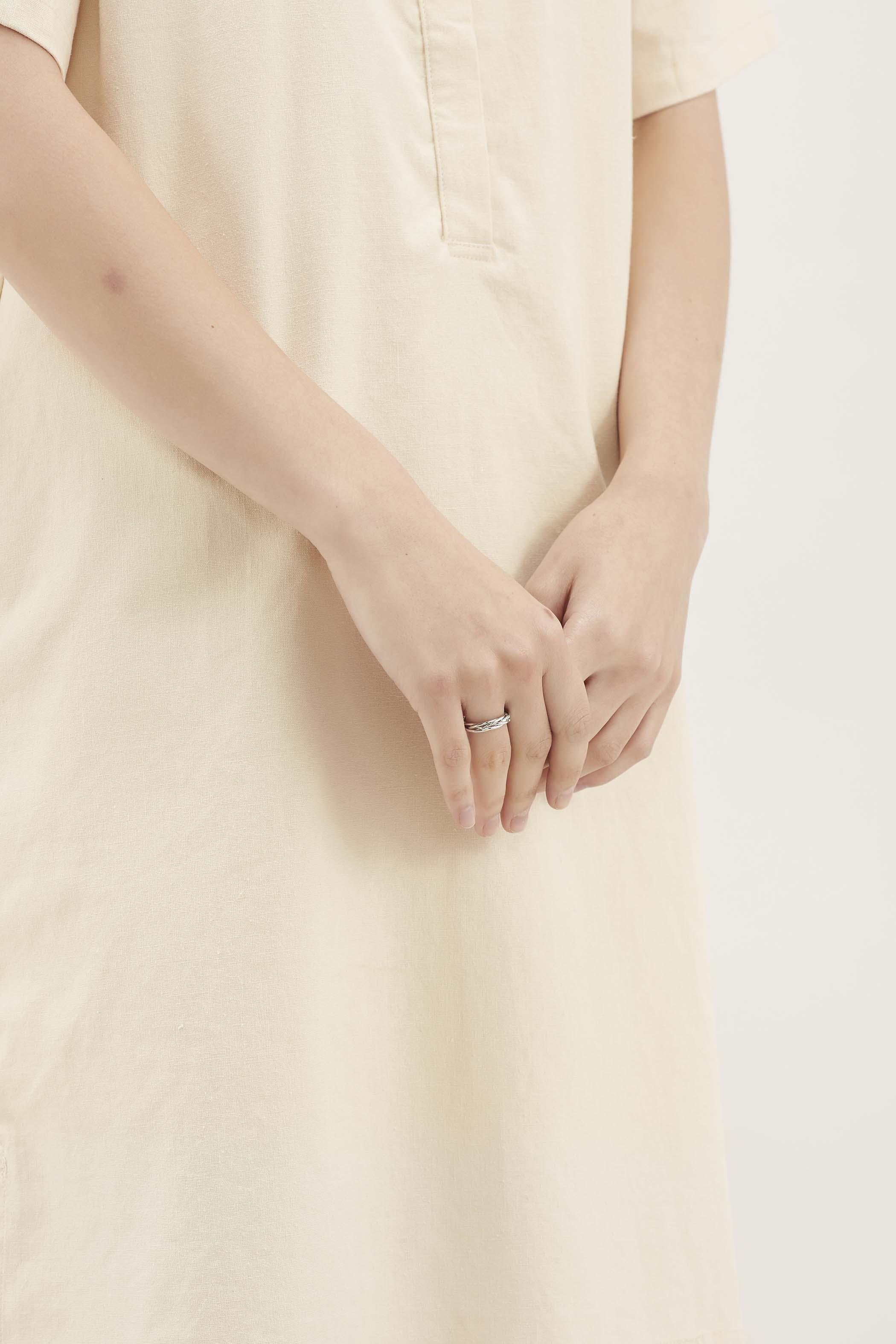 Khaleesi Interlock Ring