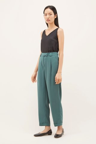Ambie Cuffed Trousers