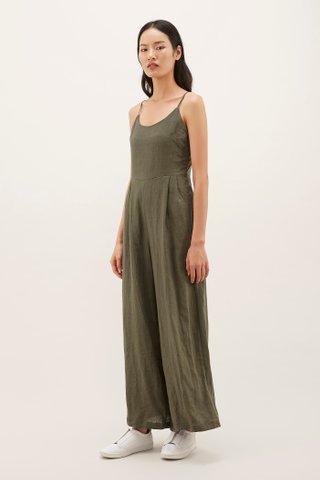 Nadiah Linen Jumpsuit