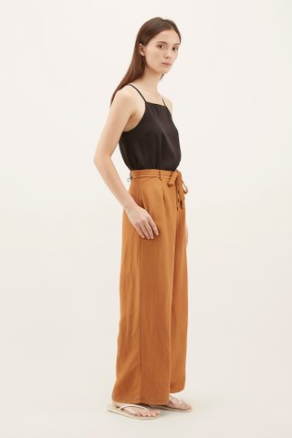 Lavina Square-neck Top