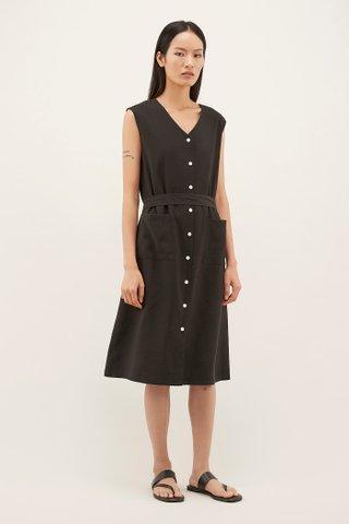 Gilmore Button-down Dress