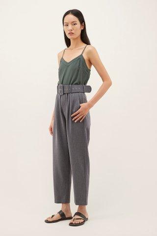 Keagan Belted Pants