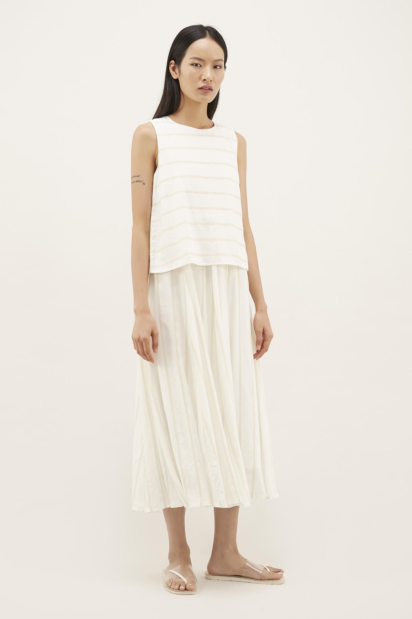 Naoki Two-piece Dress