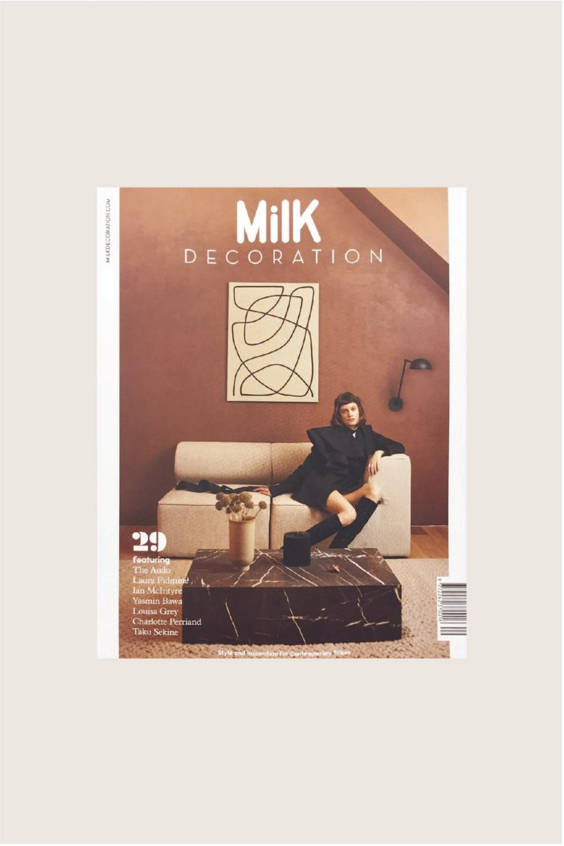 Milk Decoration Vol 29 The Editor S
