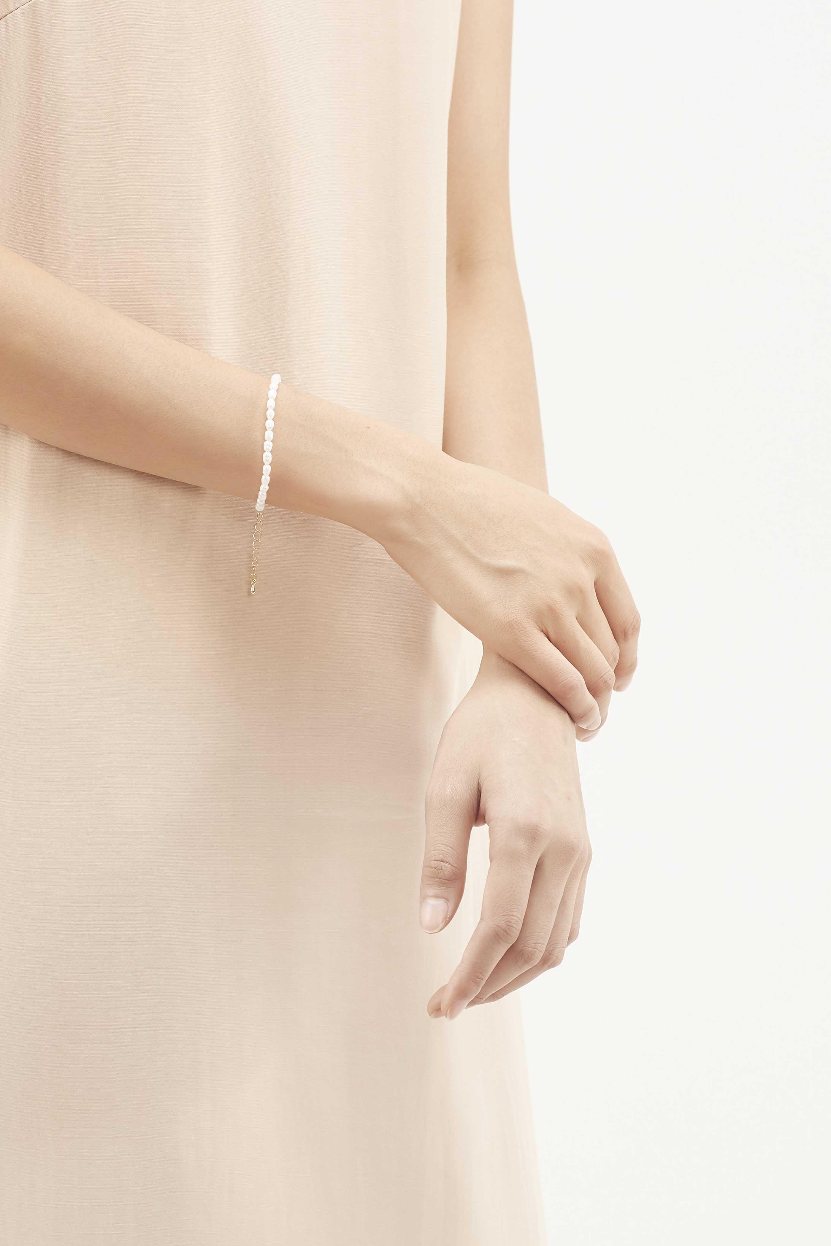 Karah Pearl Bracelet