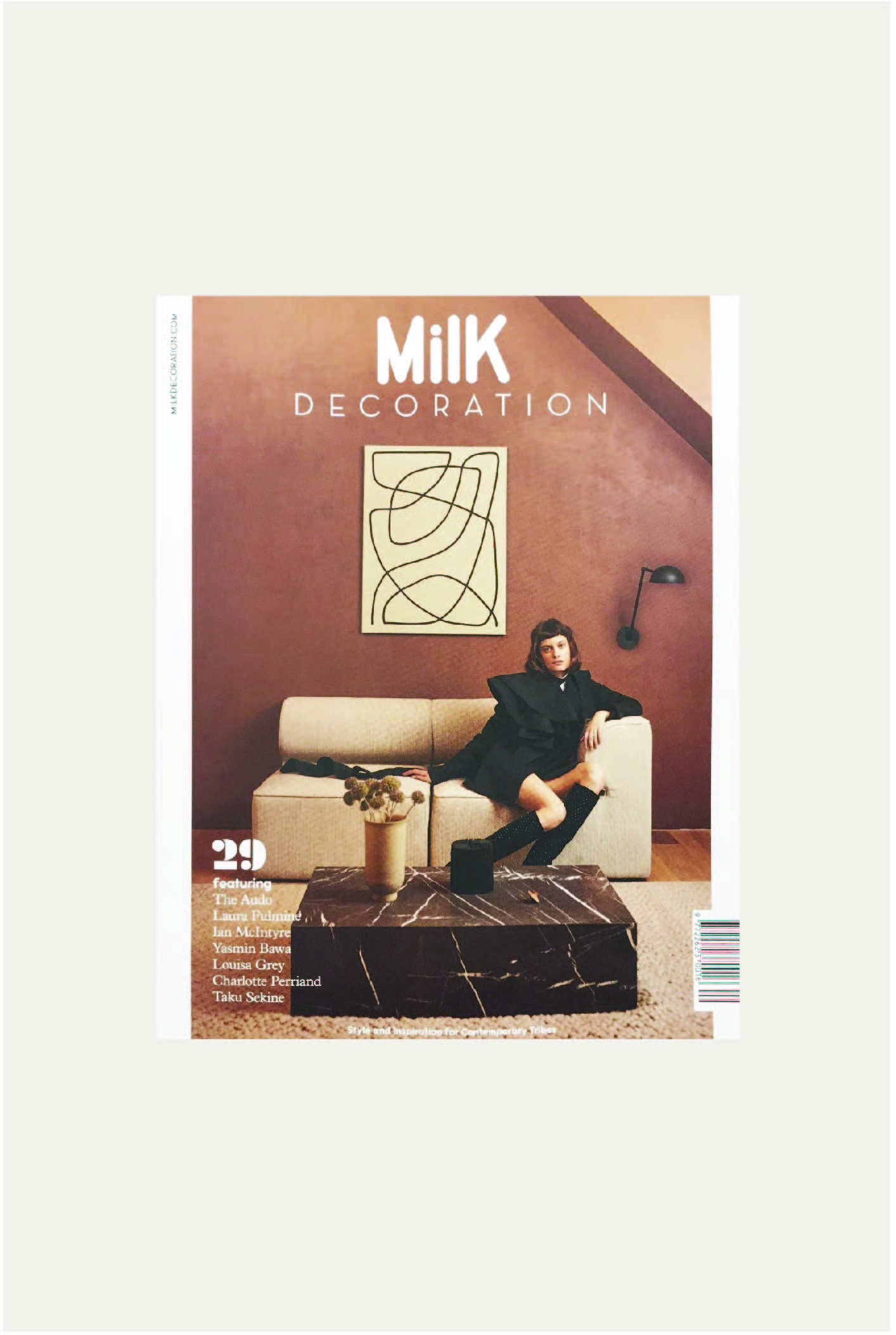 Milk Decoration Vol 29