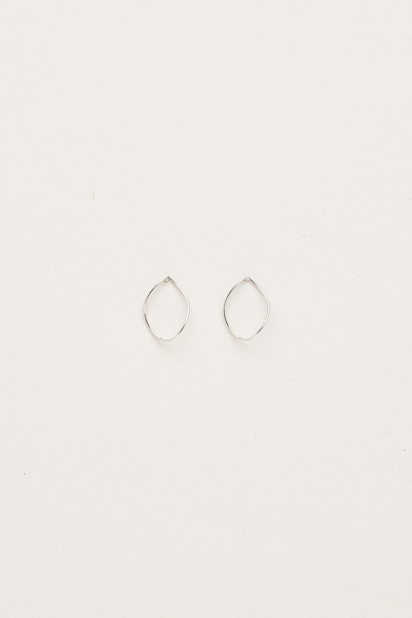 Charlisa Curved Earrings