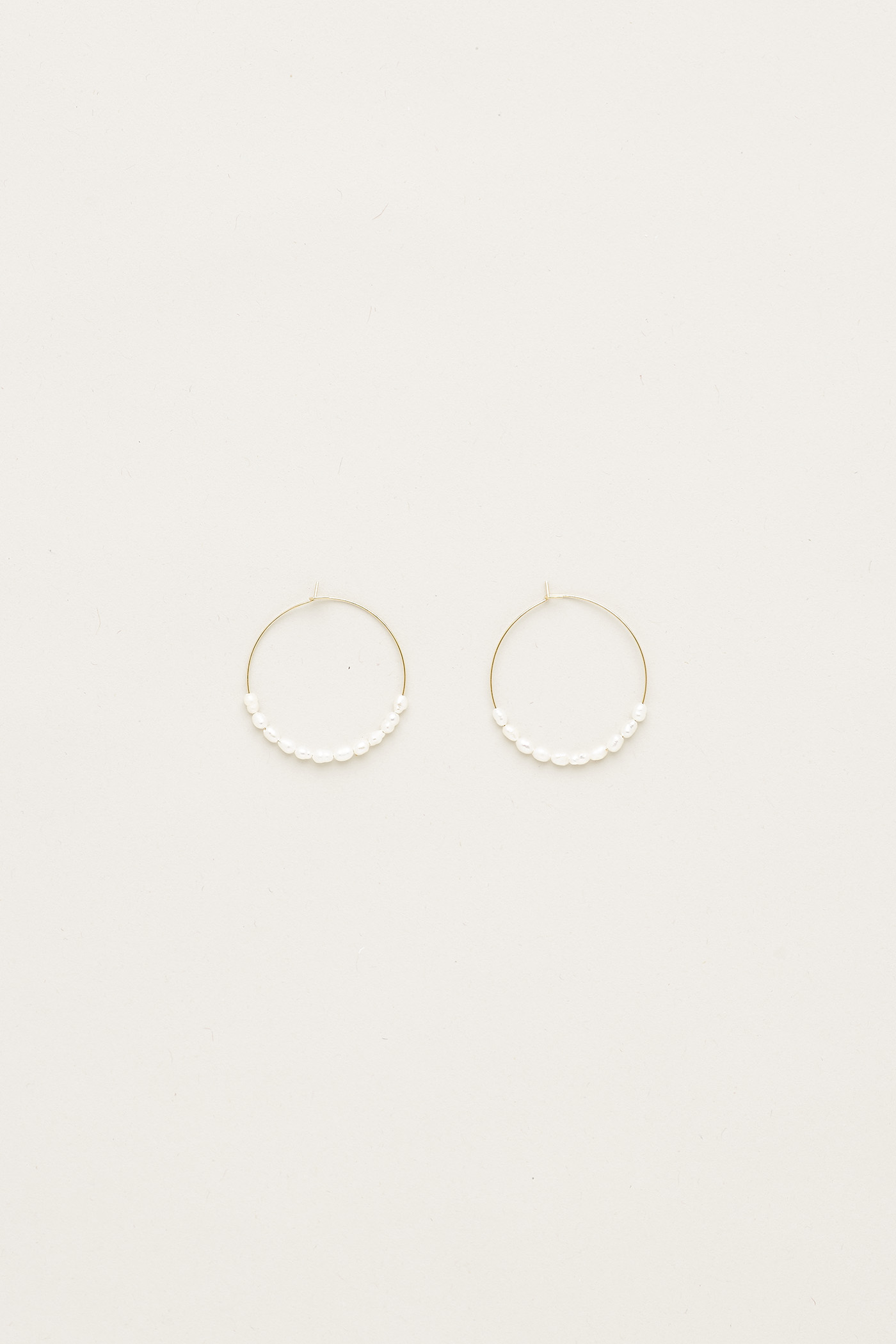 Lilia Pearl Earrings
