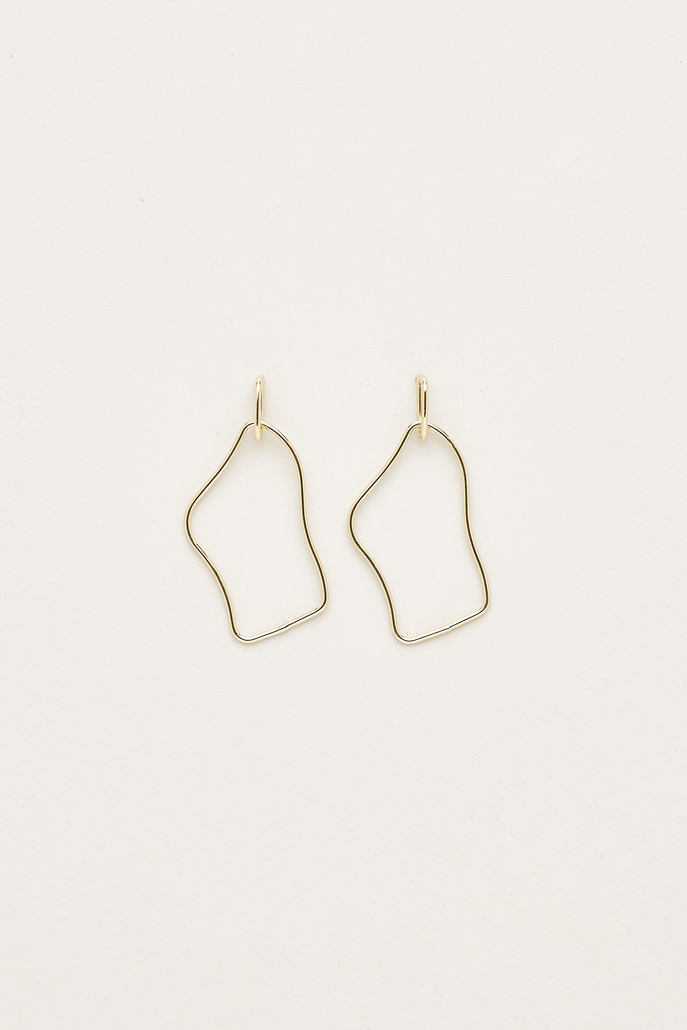 Judith Irregular Earrings