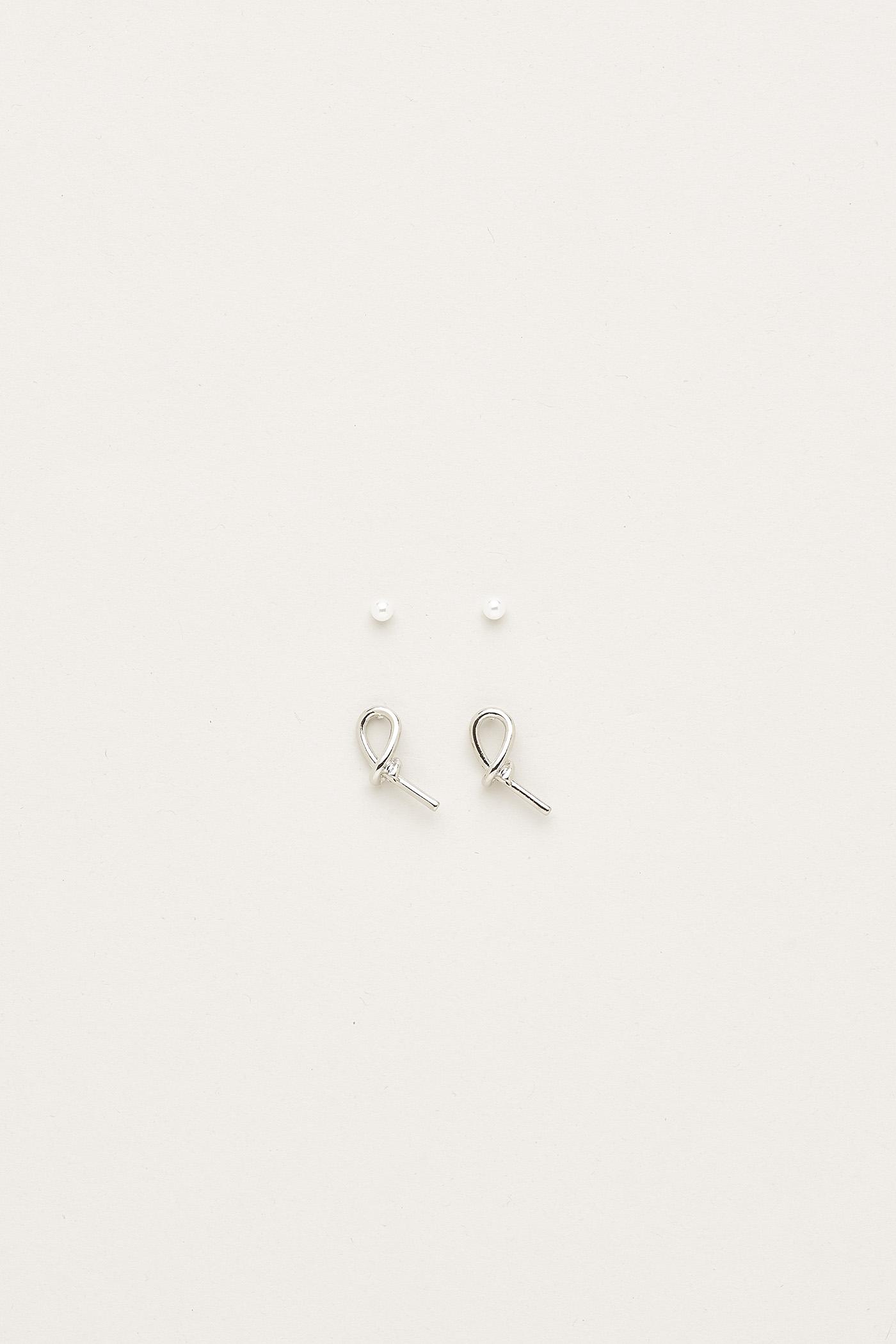 Gisella Knot Ear Studs