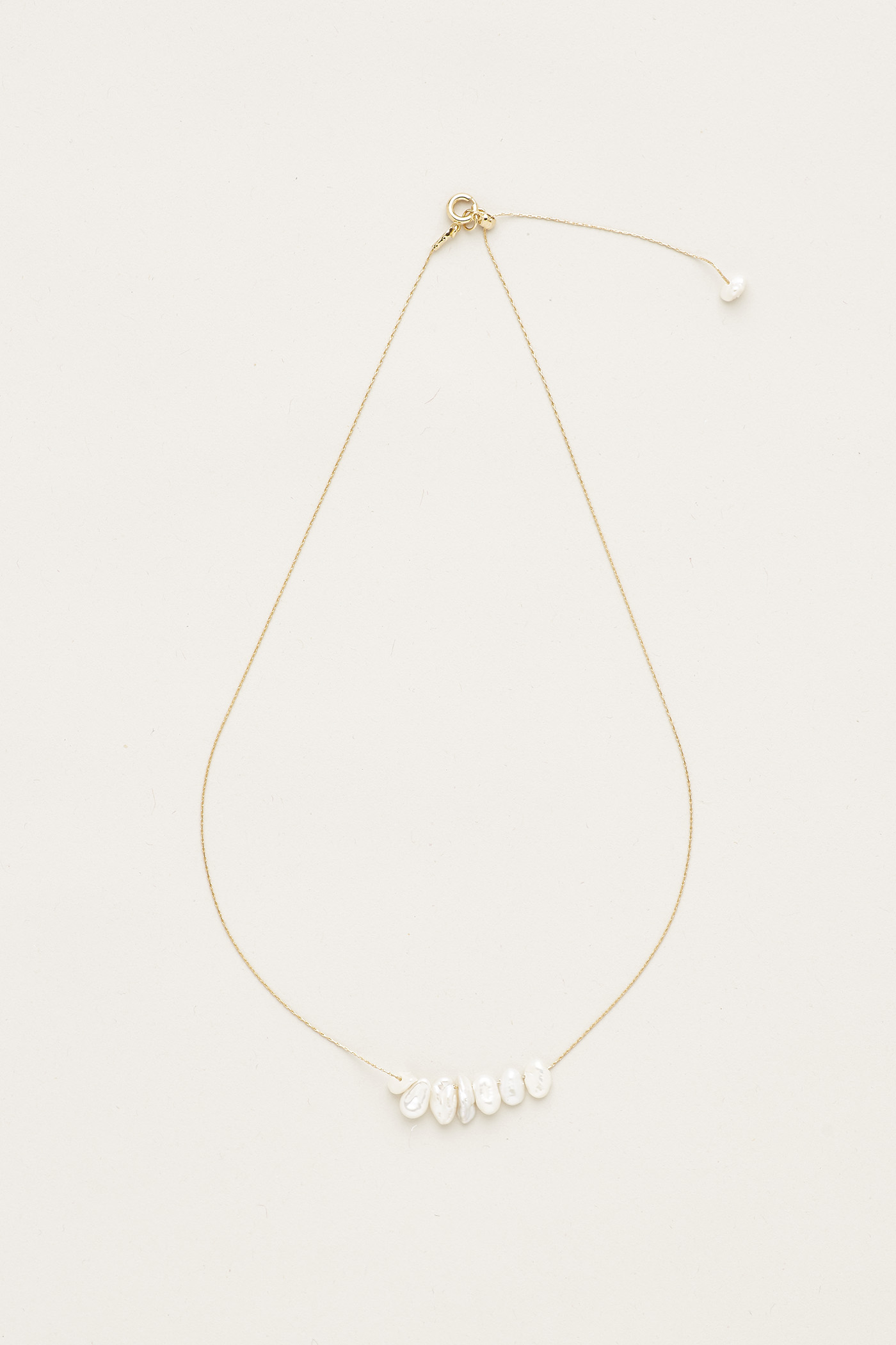 Charnette Pearl Necklace