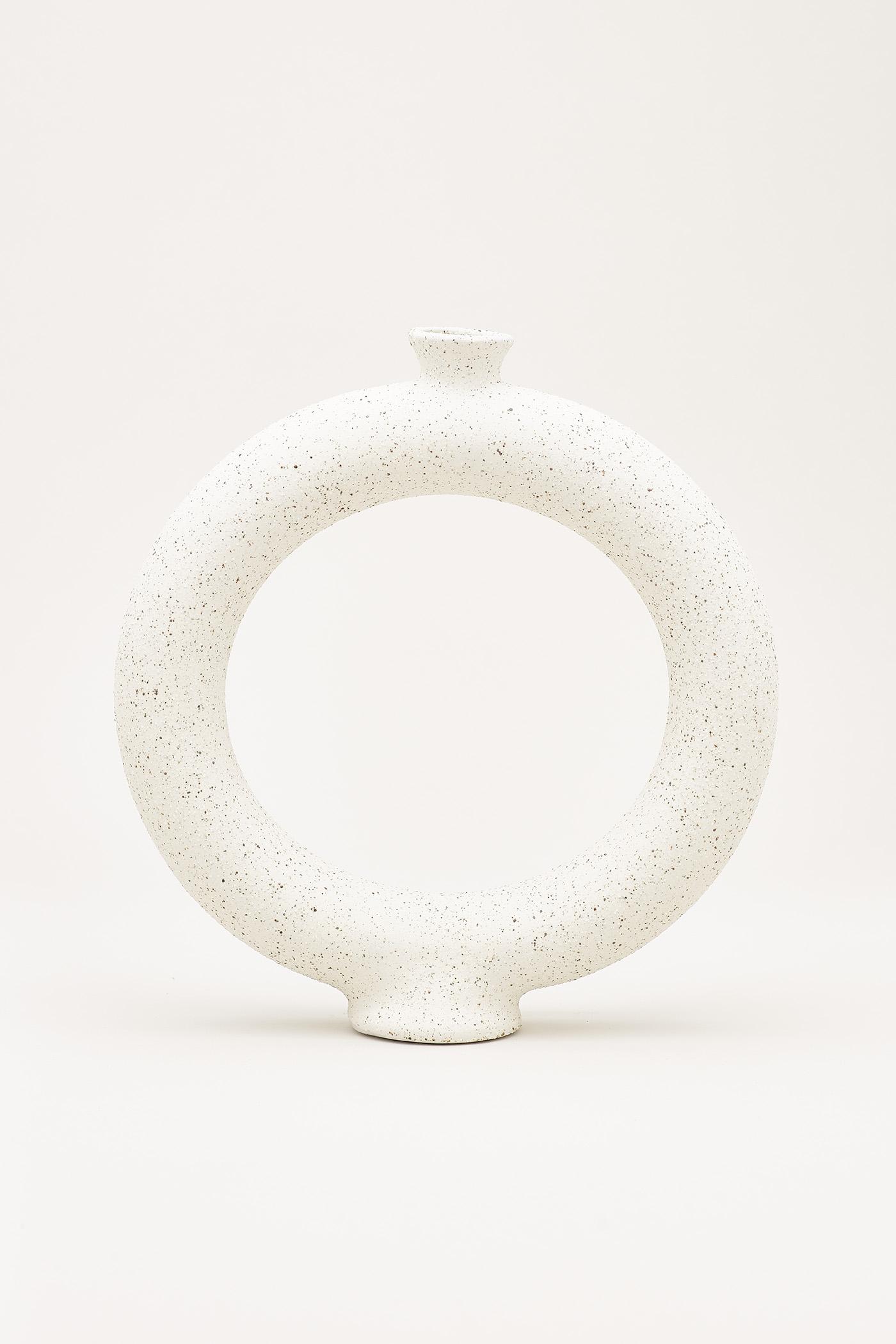 Midori Large Ring Vase