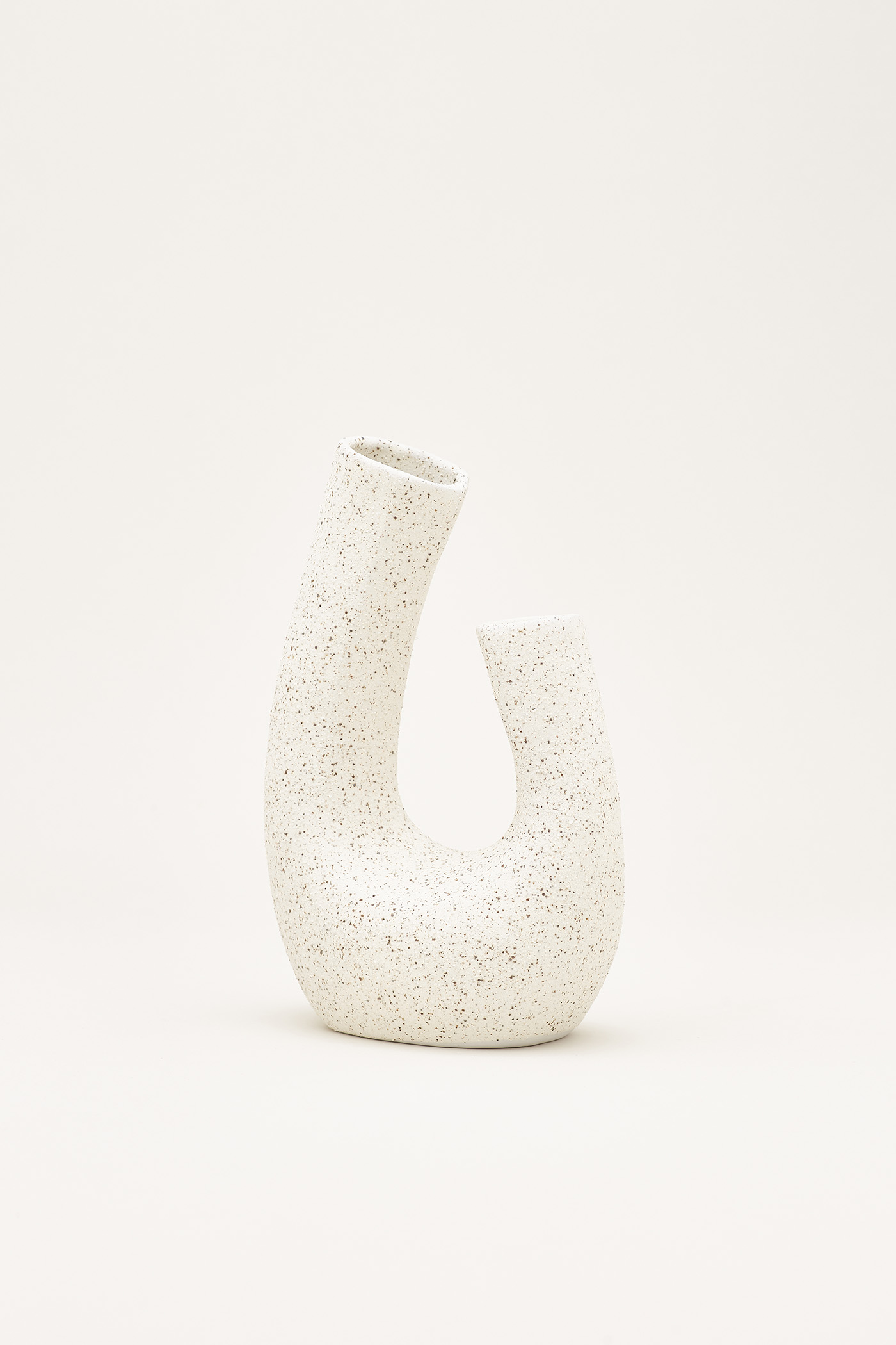 Kozue U-Shaped Large Vase