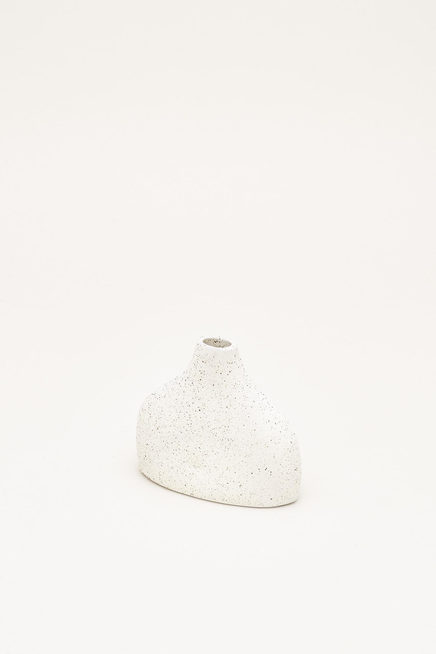 Ozuru Flat Vase