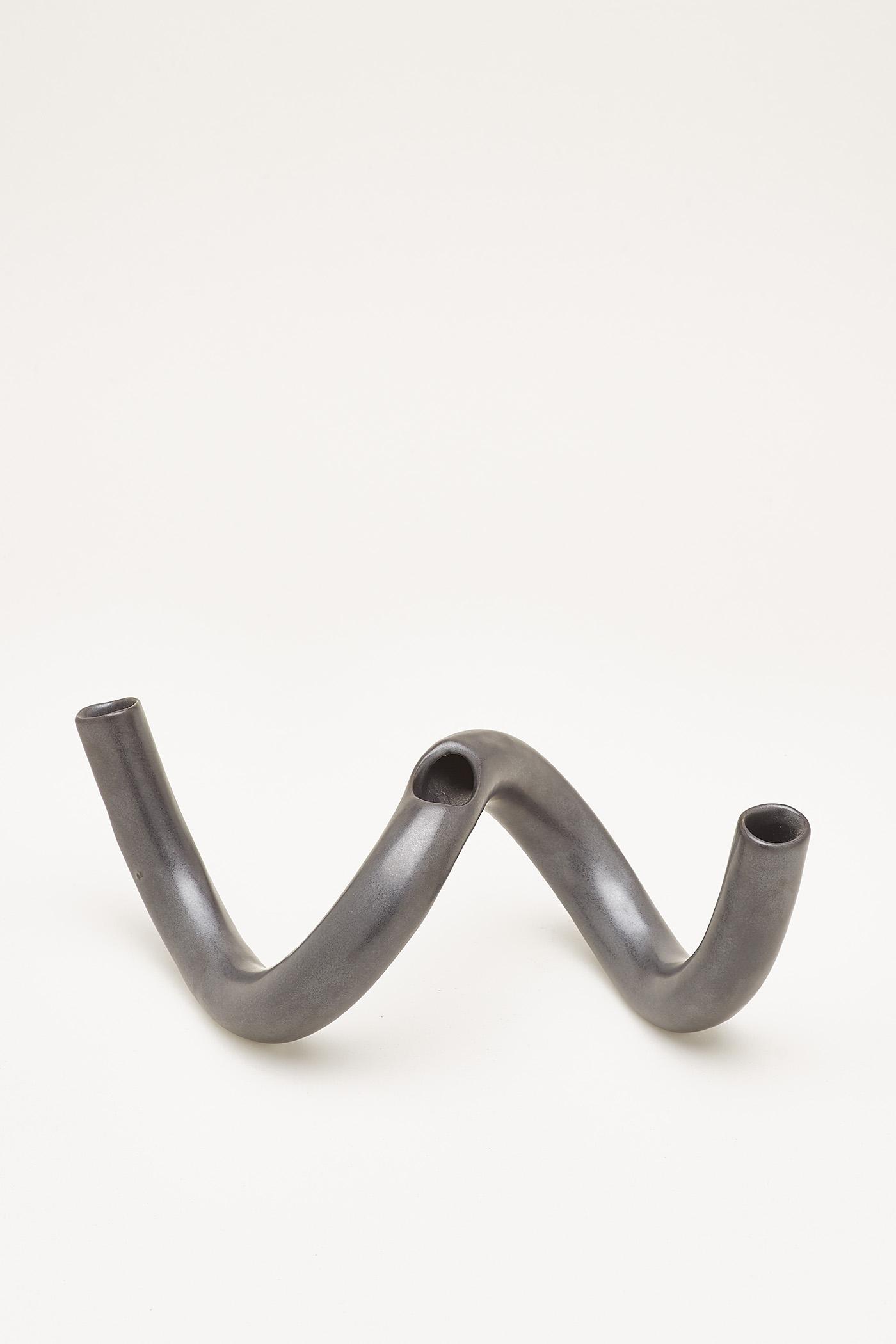 Fraya Spiral Vase