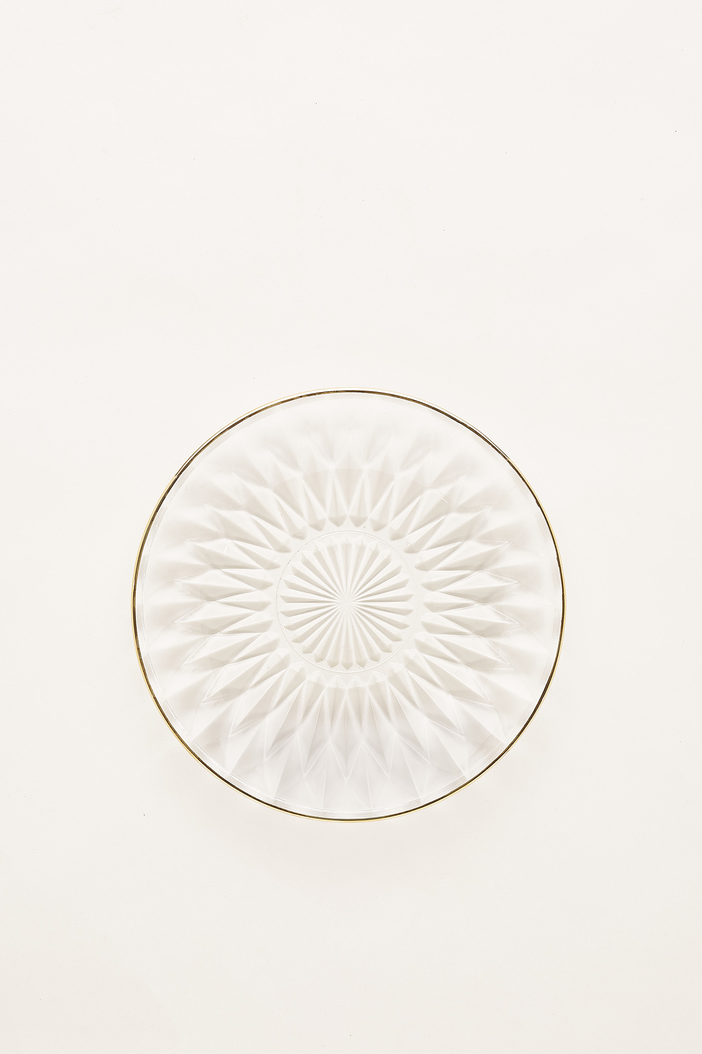 Ingrid Crystalline Large Plate
