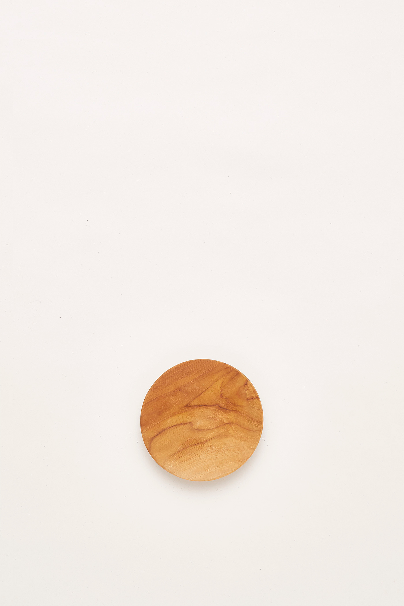 Thora Wooden Tiny Plate