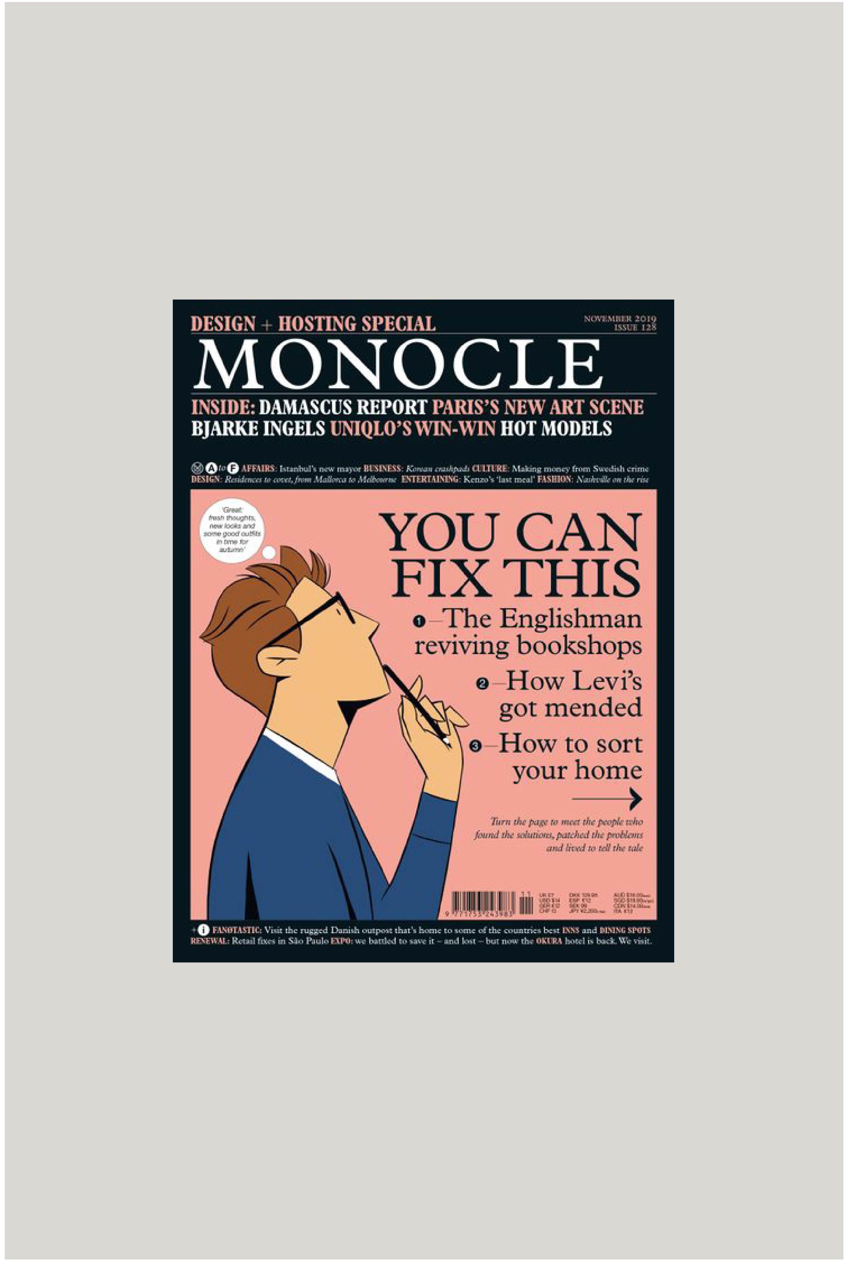 Monocle Nov 2019