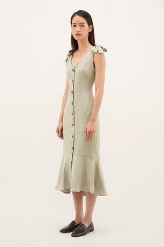 Saleena Strap-tie Dress