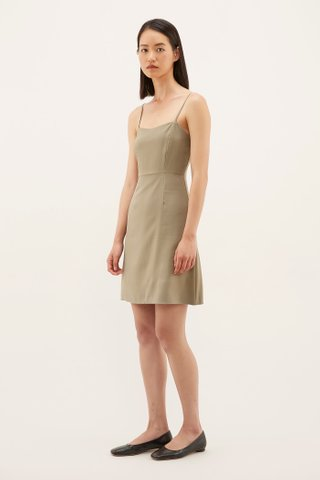 Kleny Fitted Dress