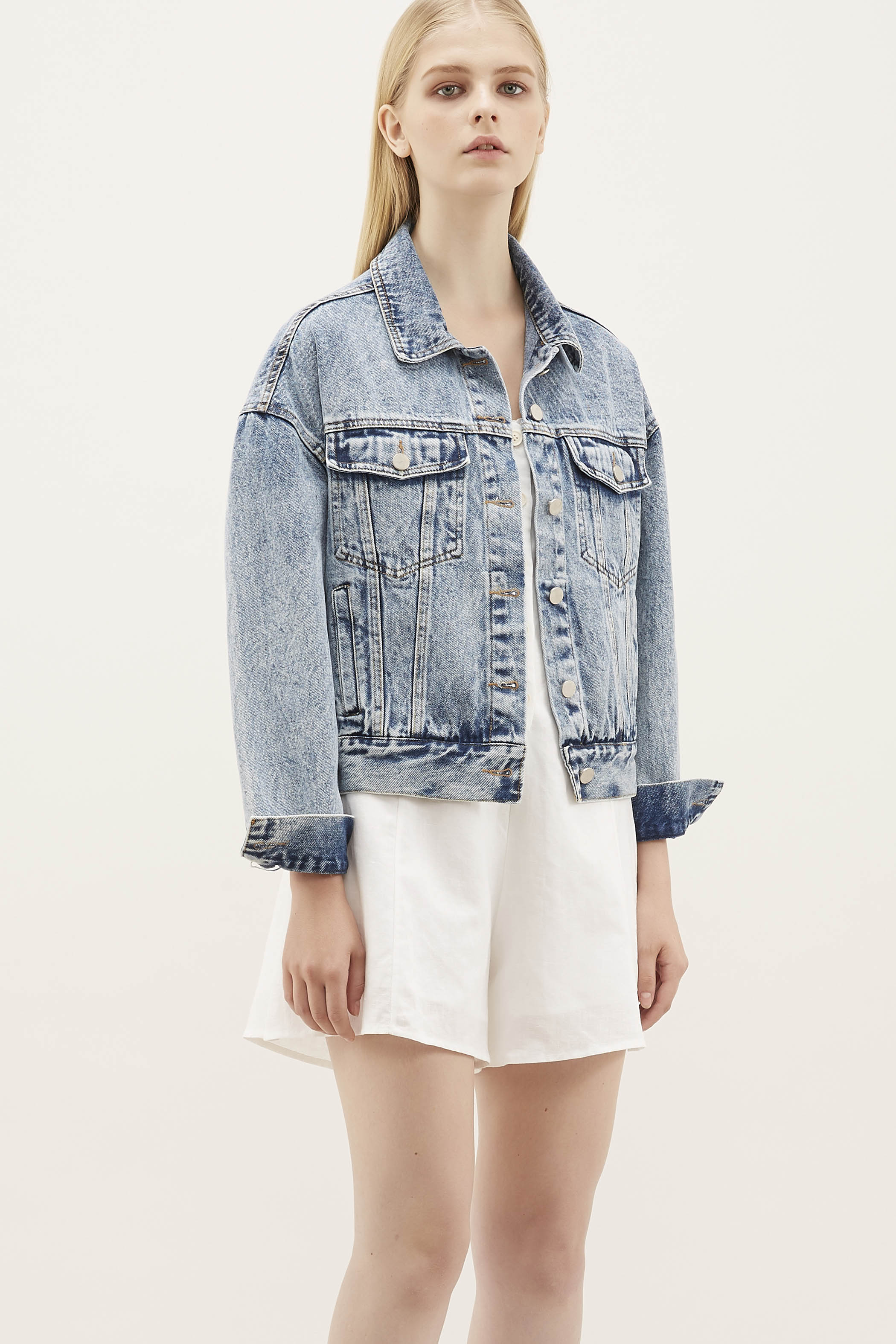 Urianna Denim Jacket