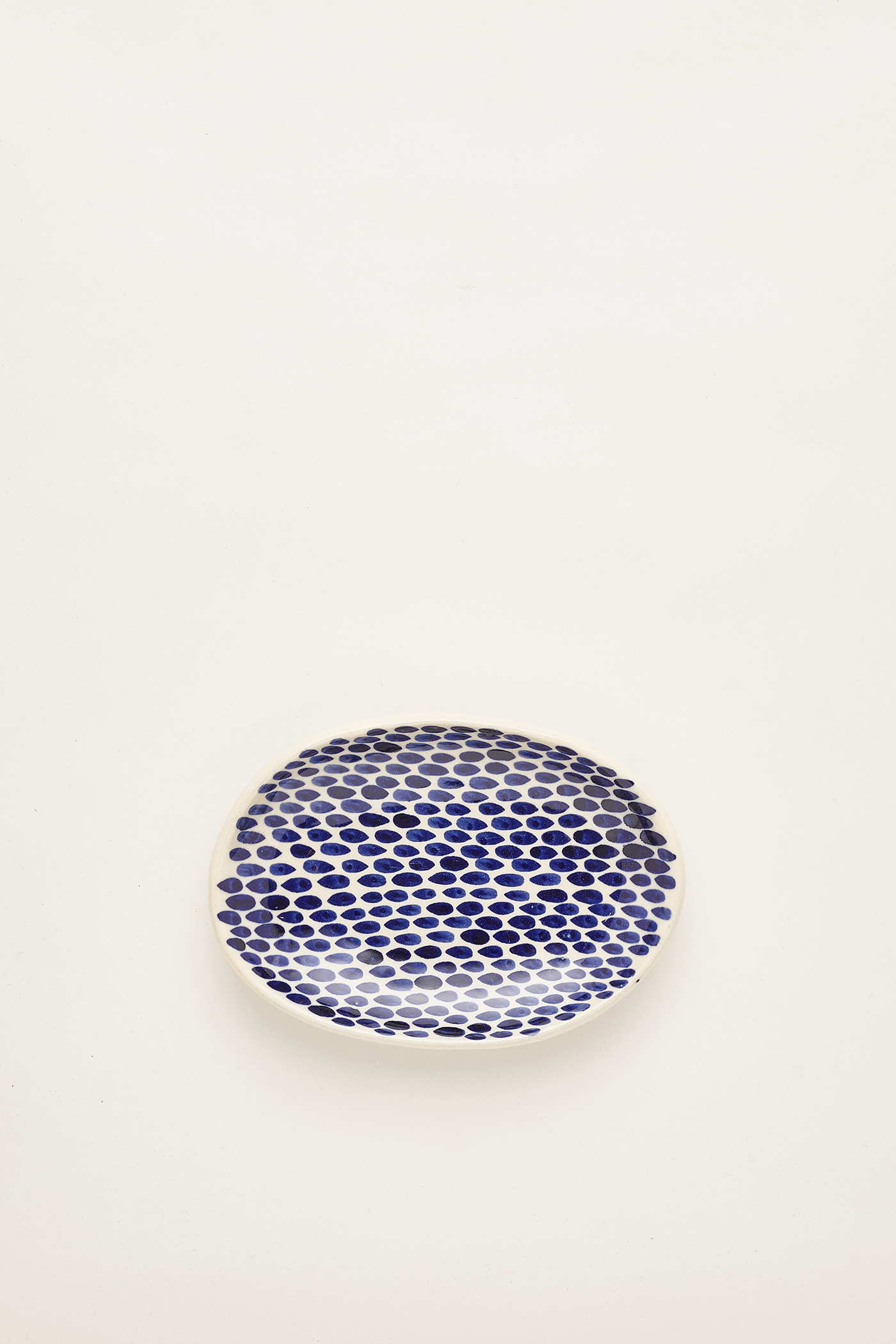 Tuhu Ceramics Oval Plate