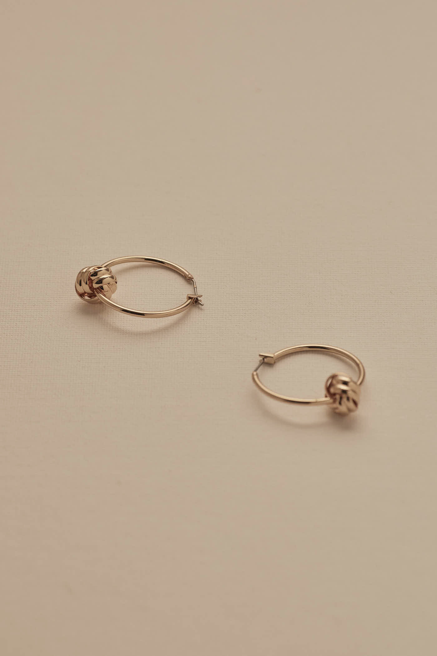 Stacy Hoop Earrings