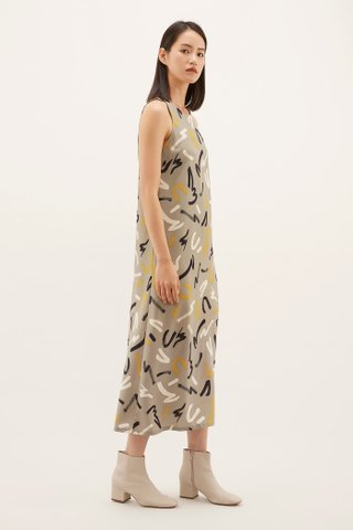 Maurie Relaxed Dress