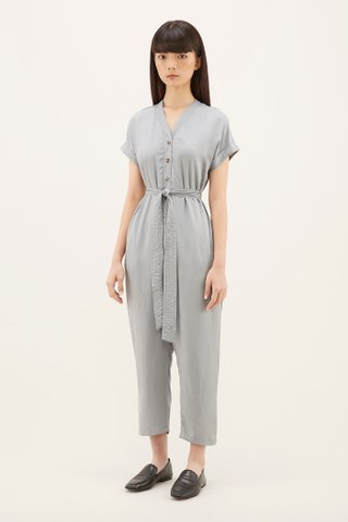 Edlyn V-neck Jumpsuit