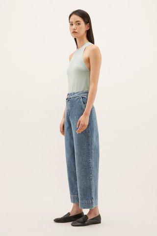 Kadee Wide-Leg Jeans